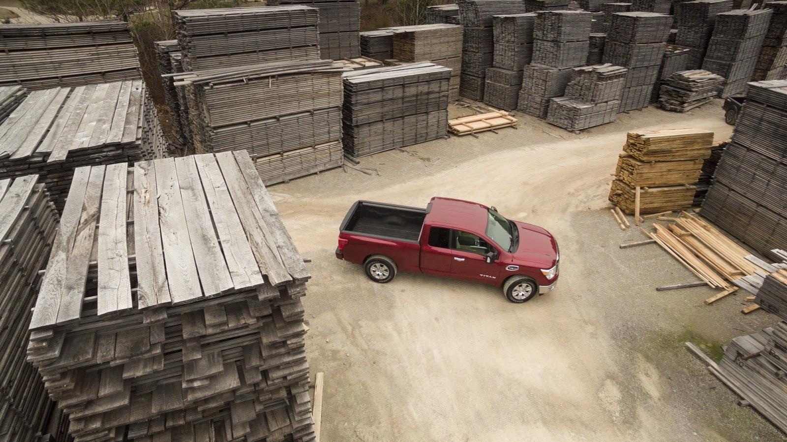 Nissan Titan King Cab 2017 (18)
