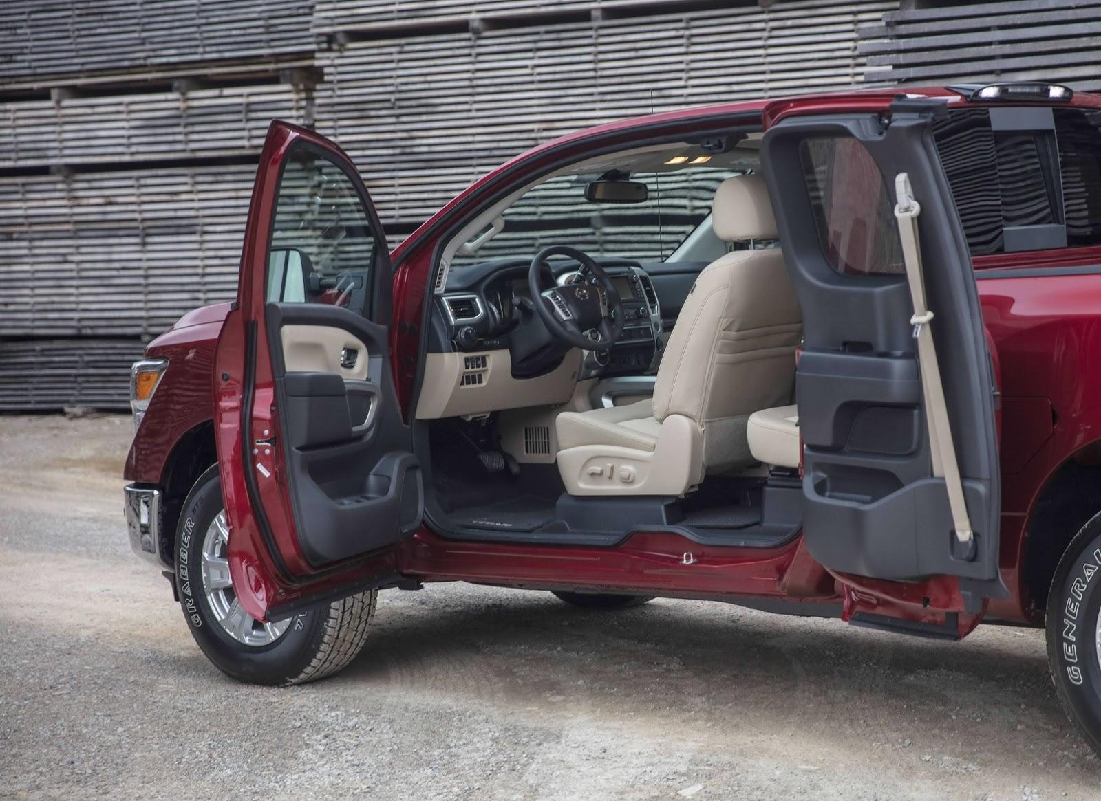 Nissan Titan King Cab 2017 (22)