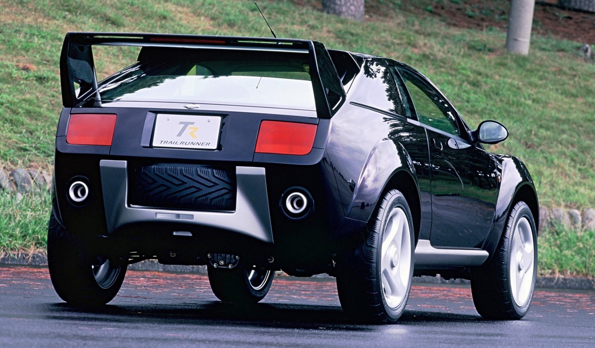 Nissan Trail Runner concept (15)
