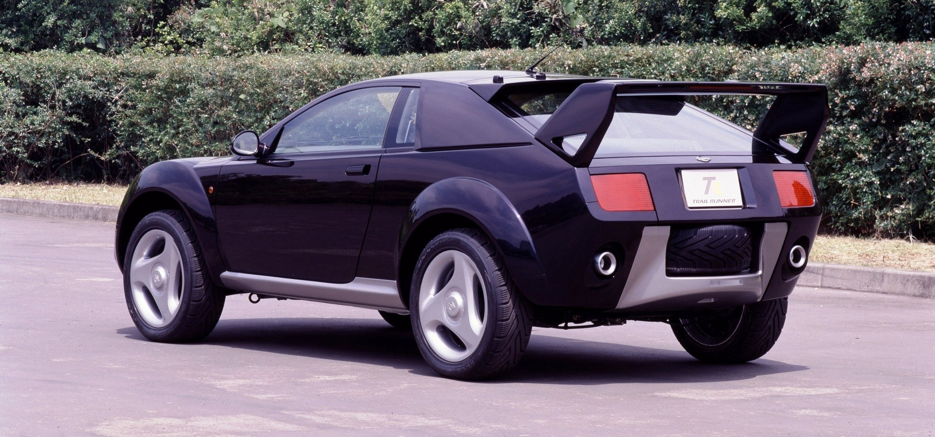 Nissan Trail Runner concept (2)