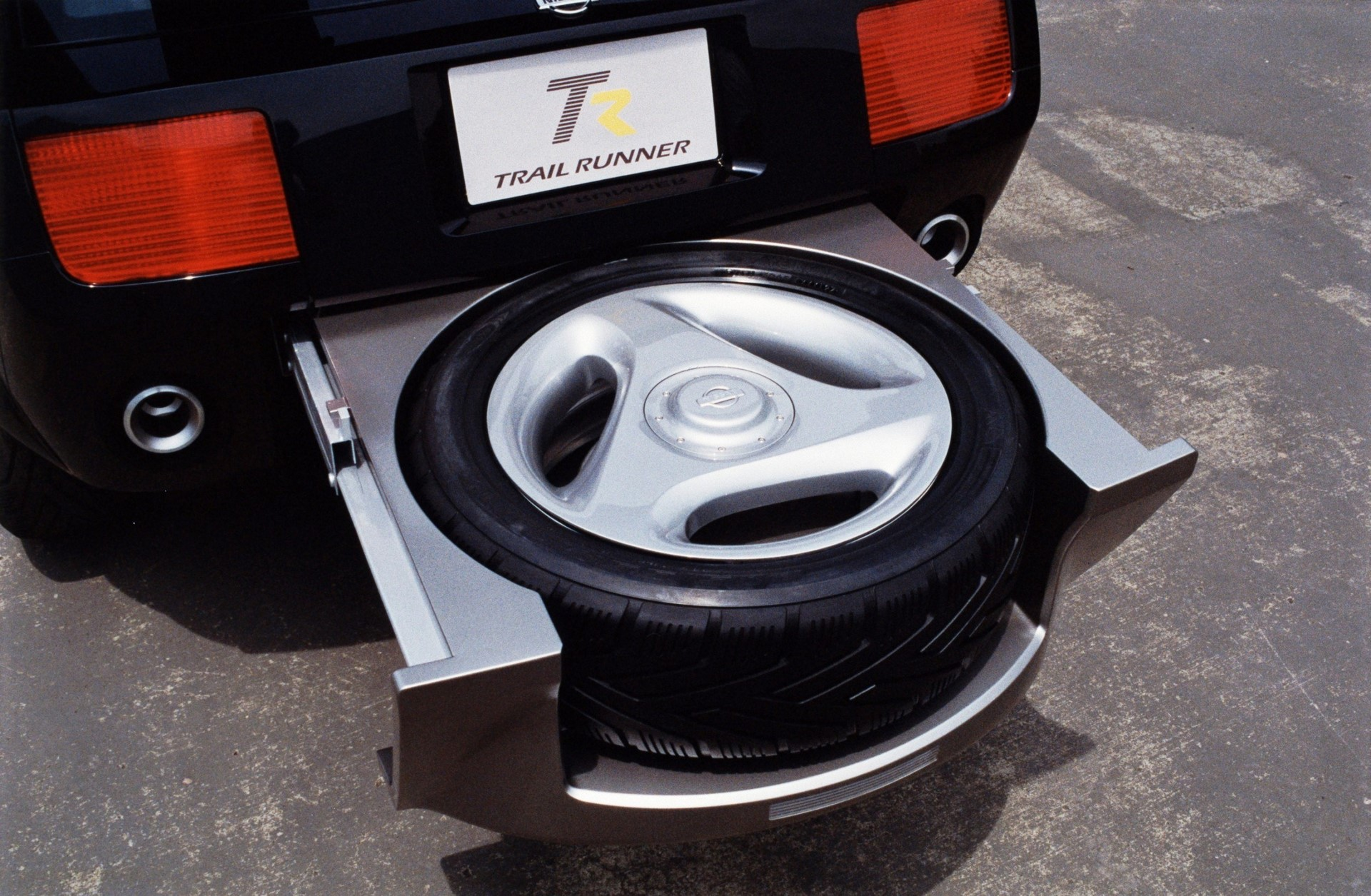 Nissan Trail Runner concept (5)