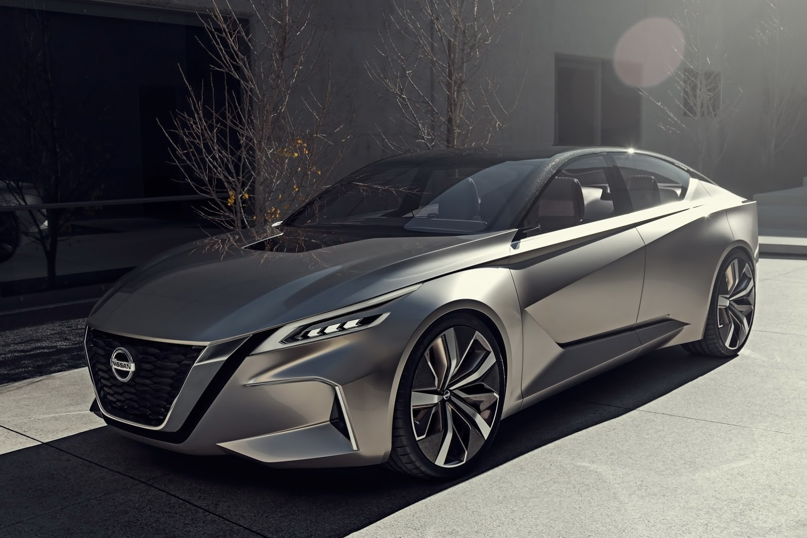 Nissan Vmotion 2.0 concept (1)