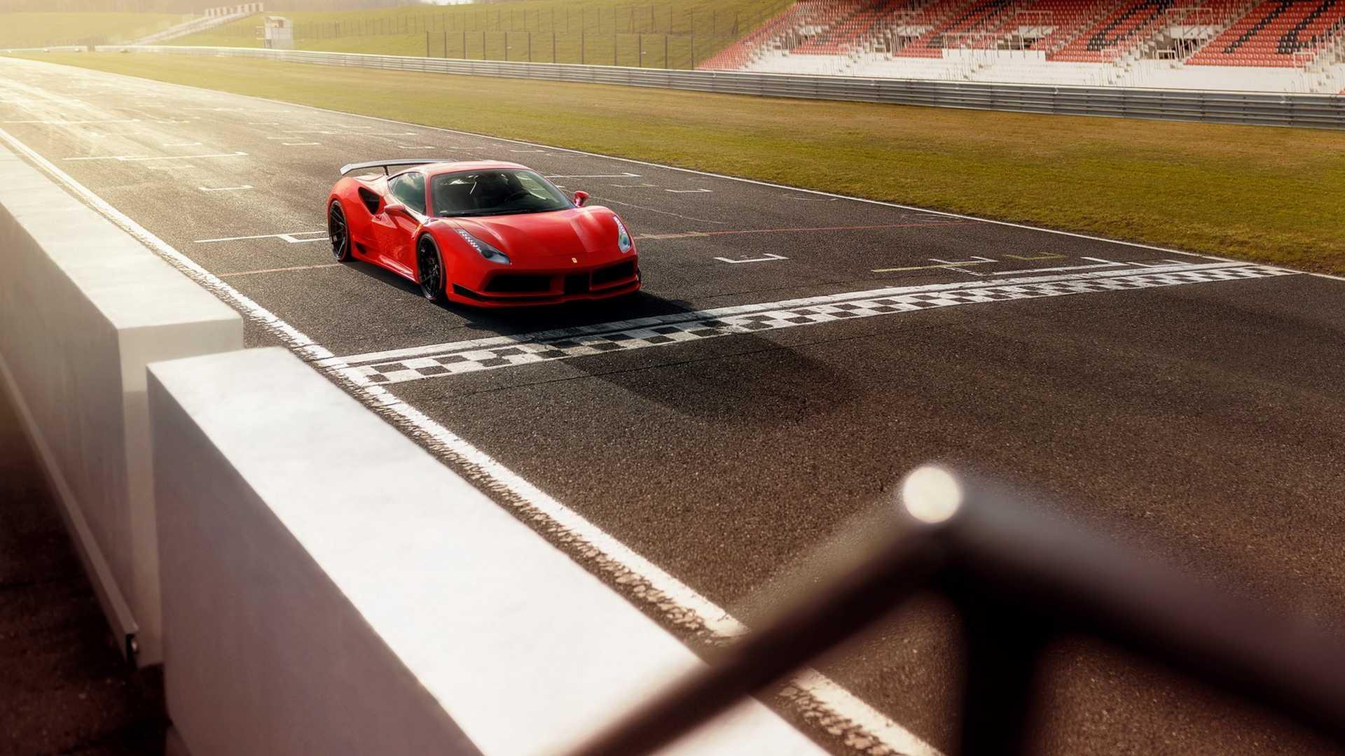 Novitec N-Largo Ferrari 488 (14)