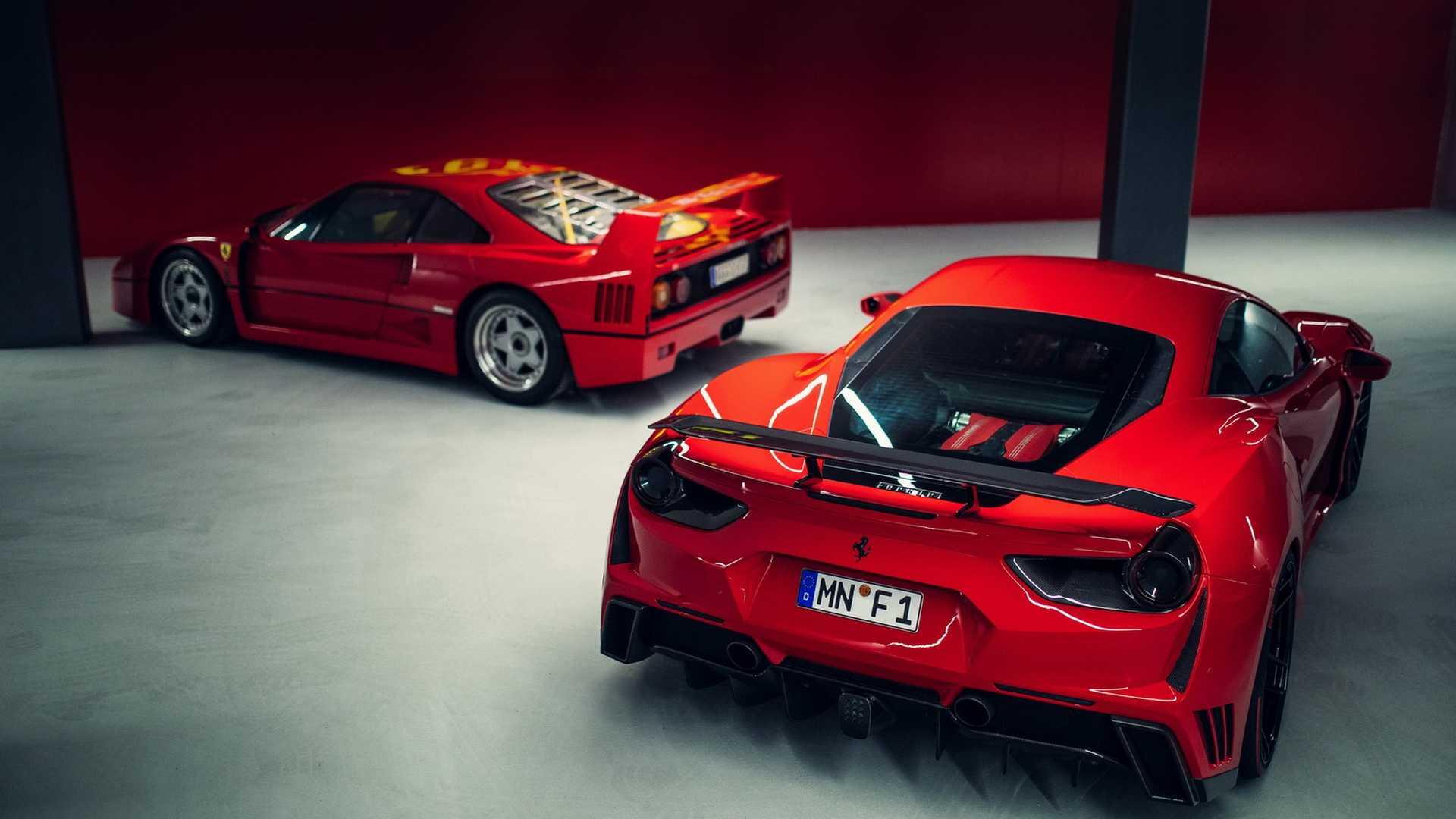 Novitec N-Largo Ferrari 488 (18)