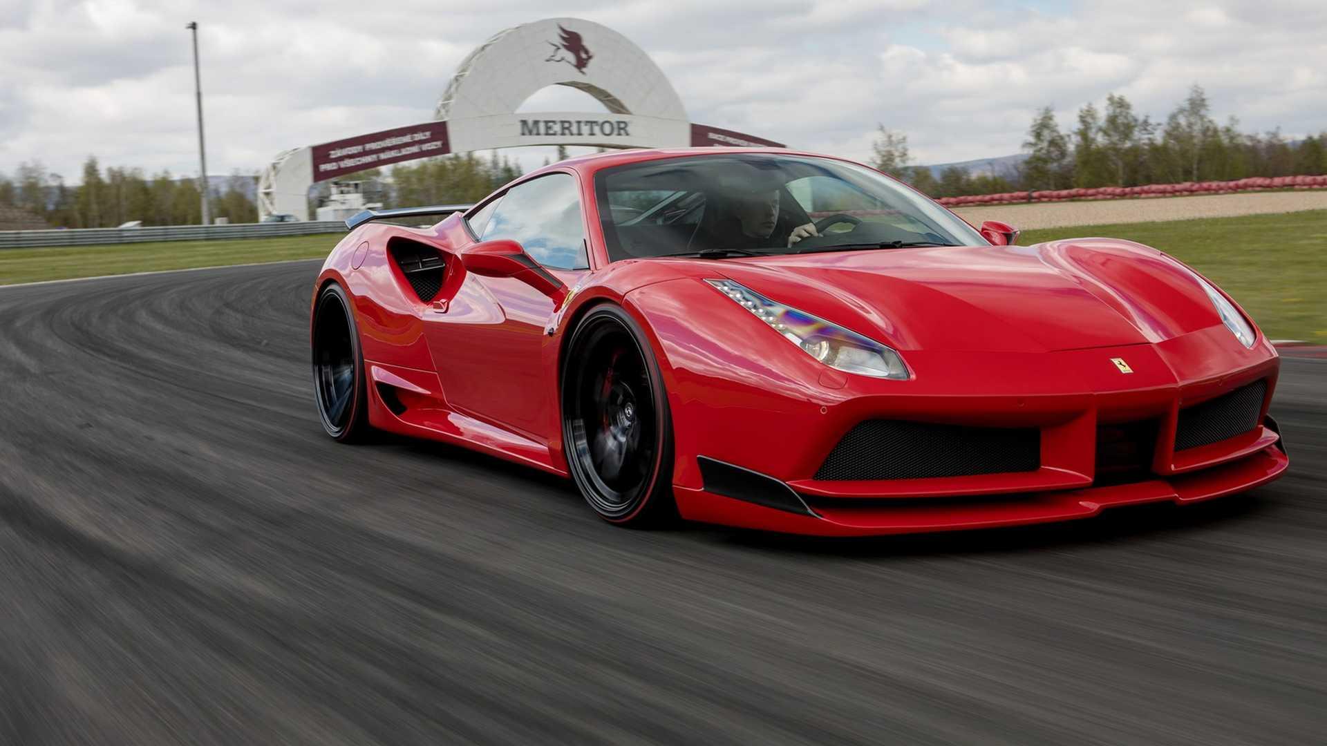 Novitec N-Largo Ferrari 488 (21)