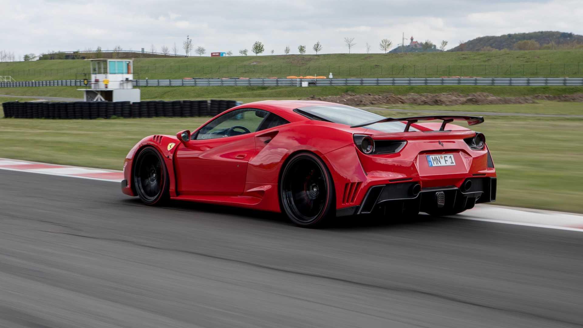 Novitec N-Largo Ferrari 488 (22)