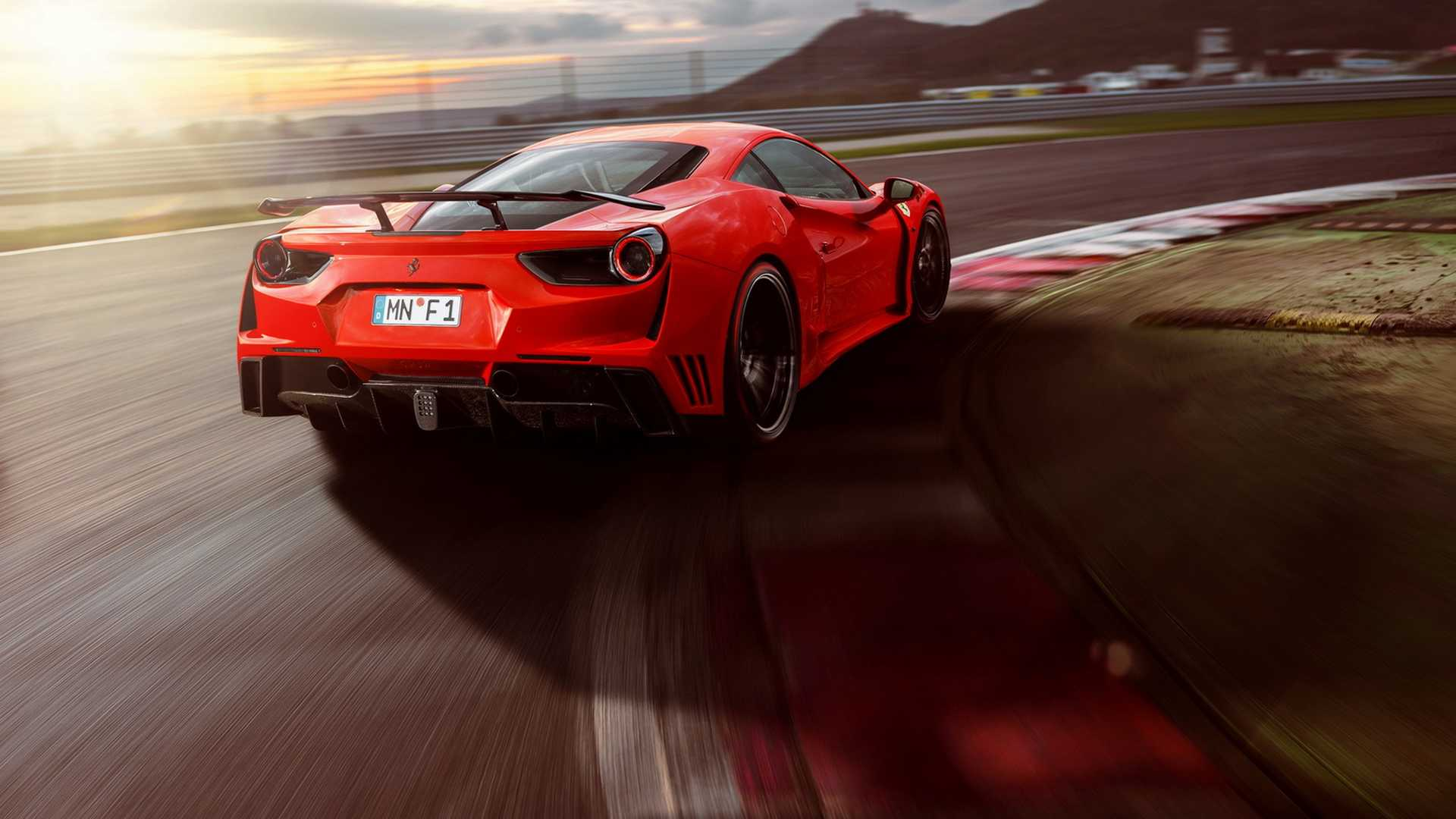 Novitec N-Largo Ferrari 488 (4)