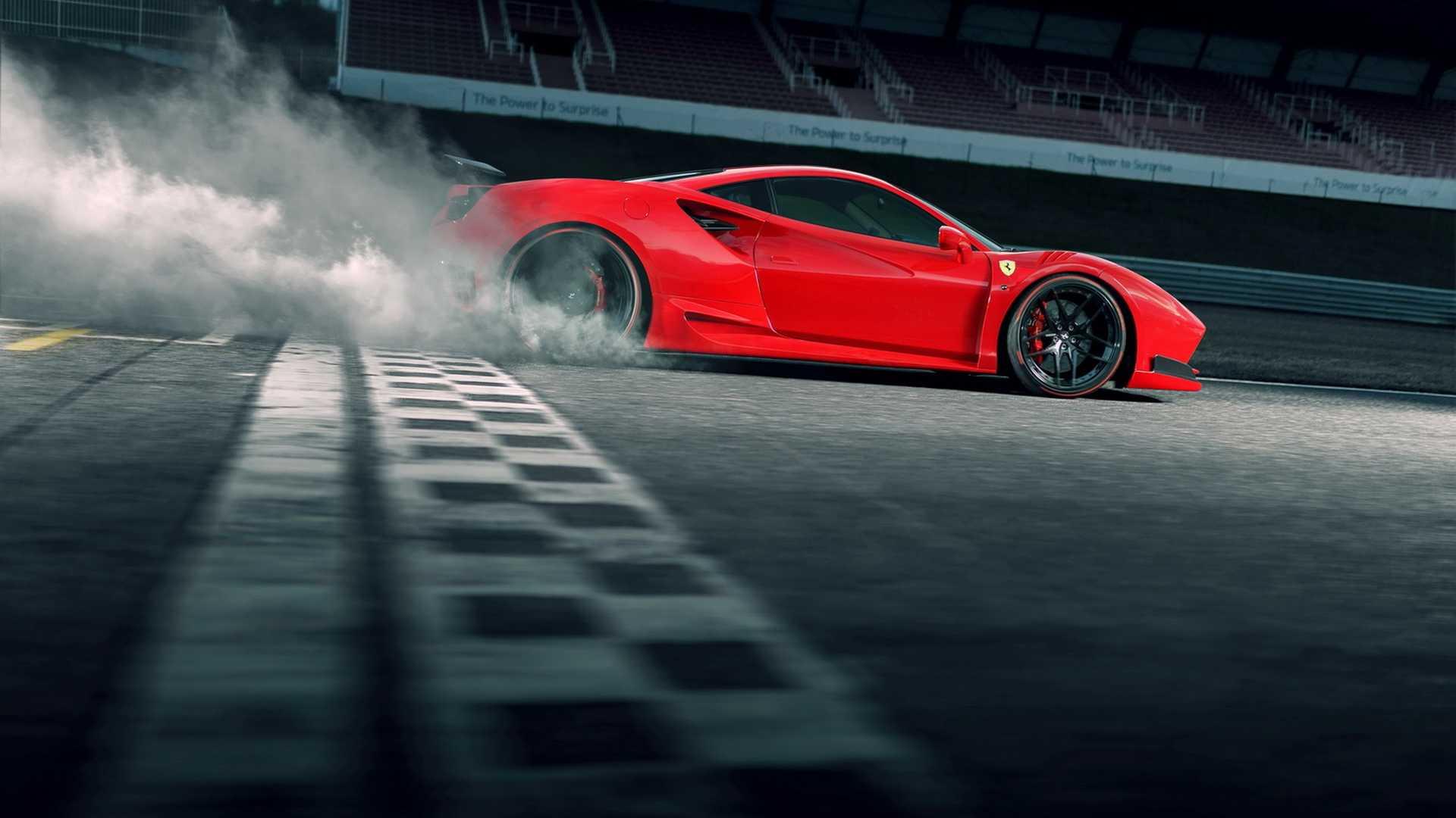 Novitec N-Largo Ferrari 488 (7)