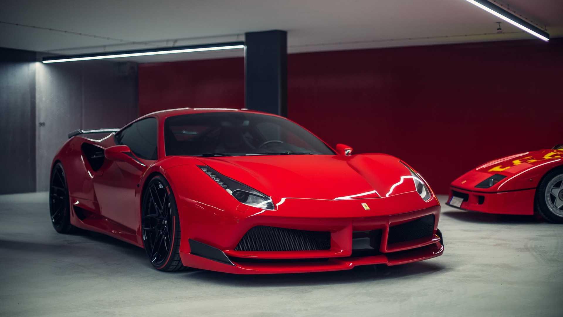 Novitec N-Largo Ferrari 488 (8)