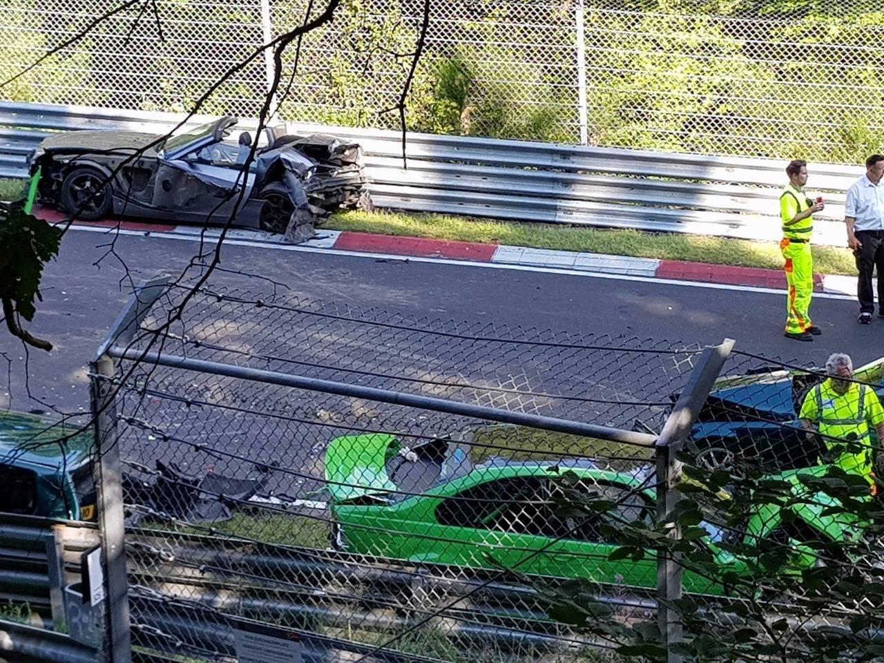 Nurburgring crash august 2017 (10)