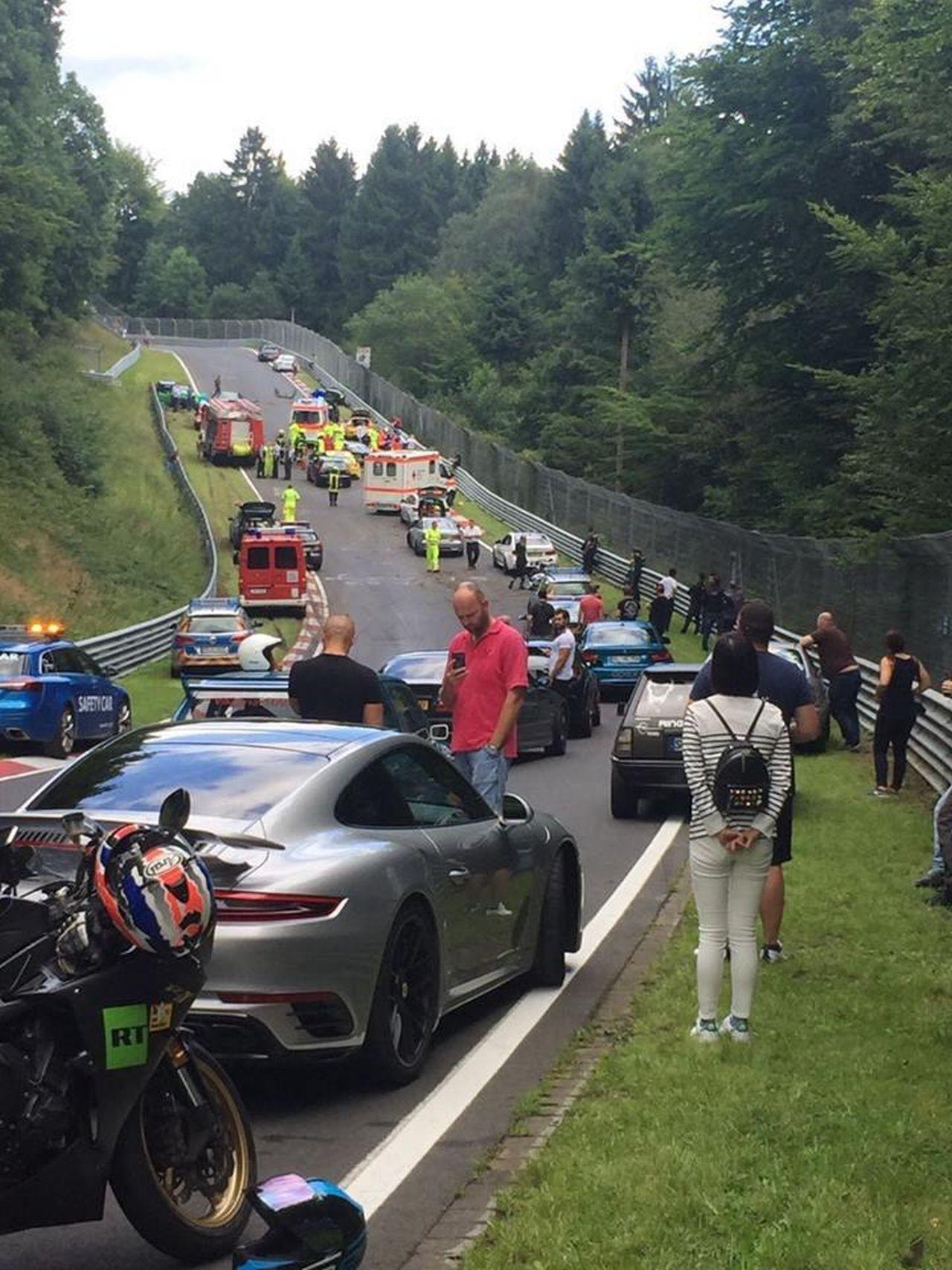Nurburgring crash august 2017 (14)