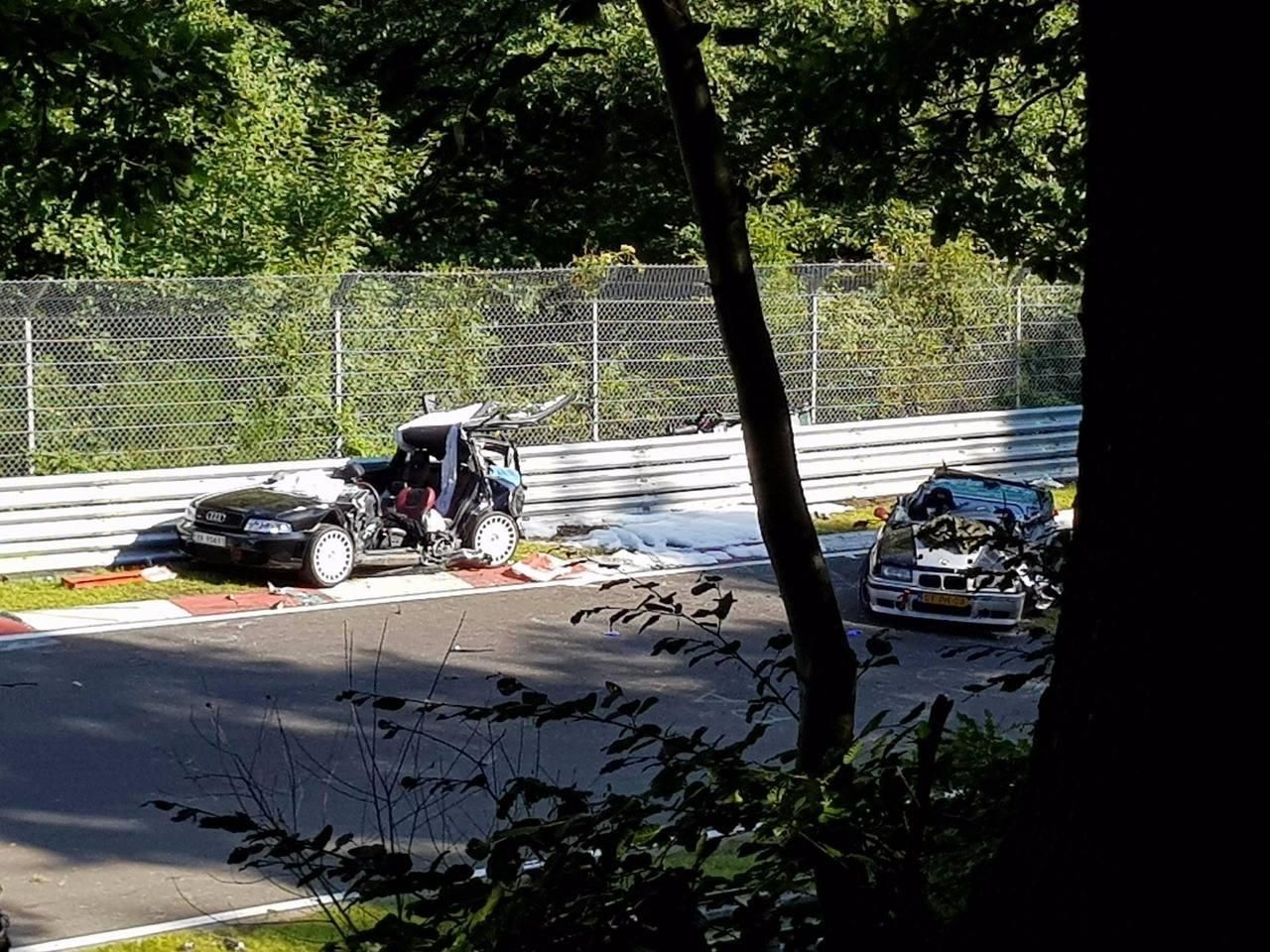 Nurburgring crash august 2017 (15)