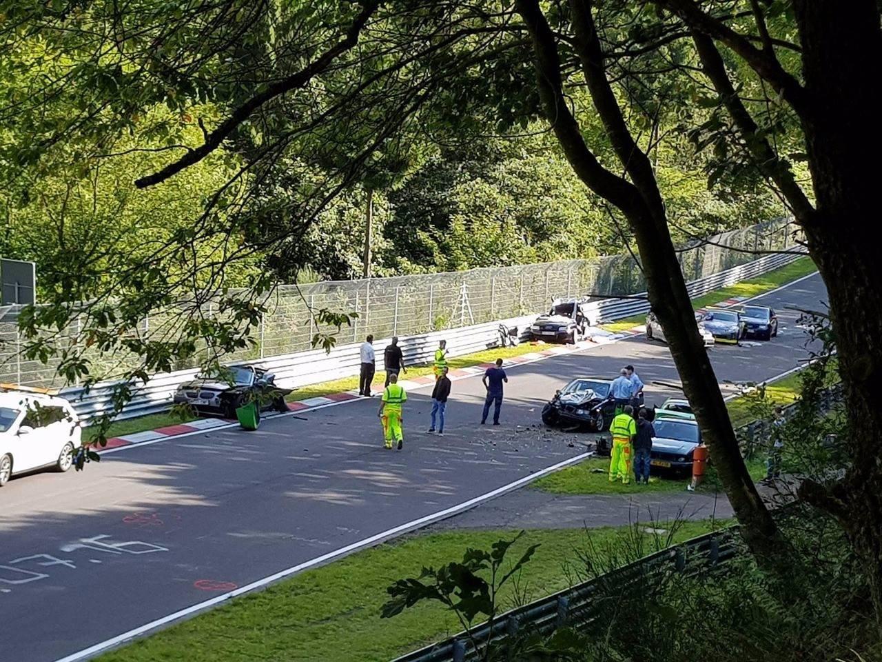 Nurburgring crash august 2017 (4)