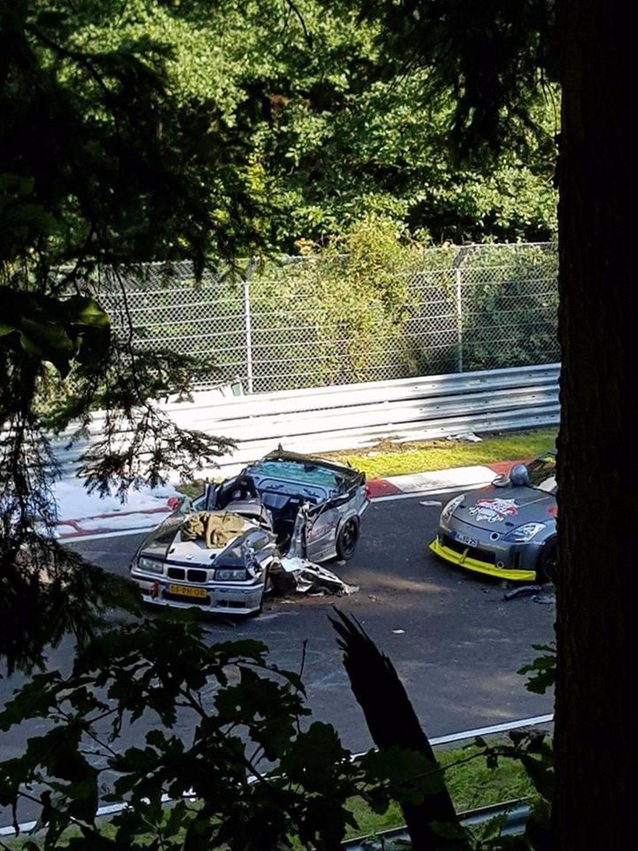 Nurburgring crash august 2017 (7)