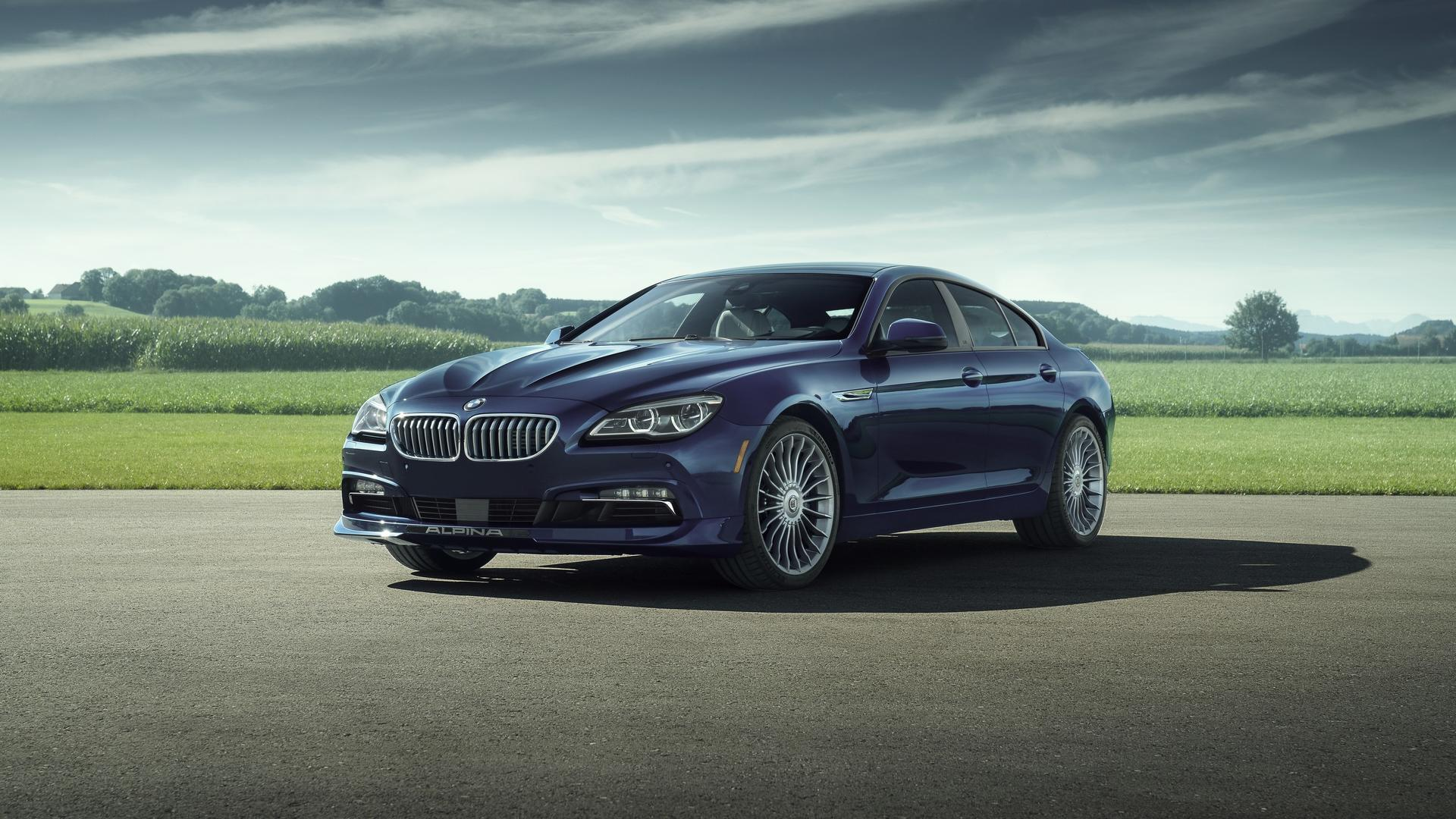 One-off BMW Alpina B6 Gran Coupe (1)