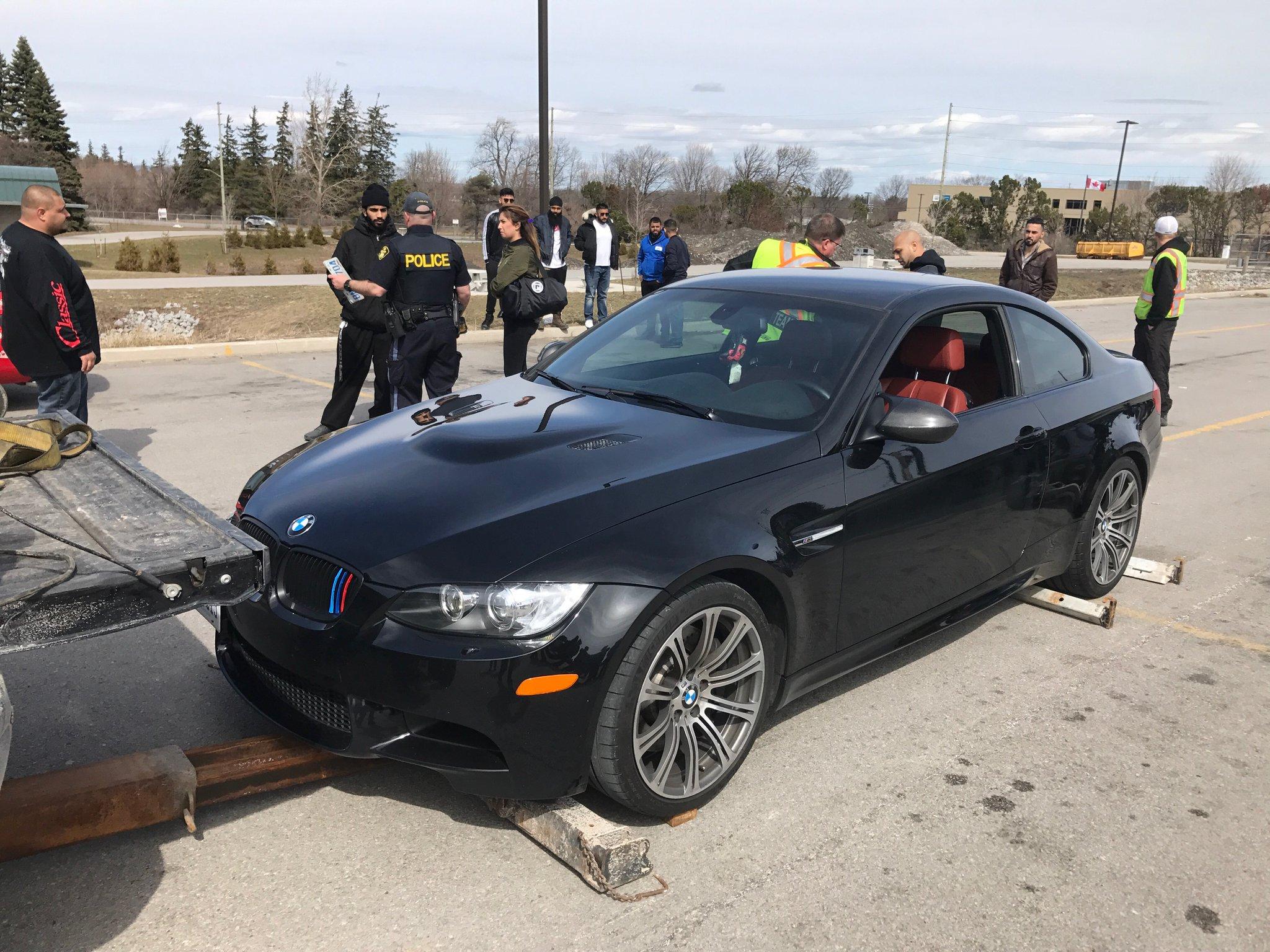 Ontario Police Seized cars (4)