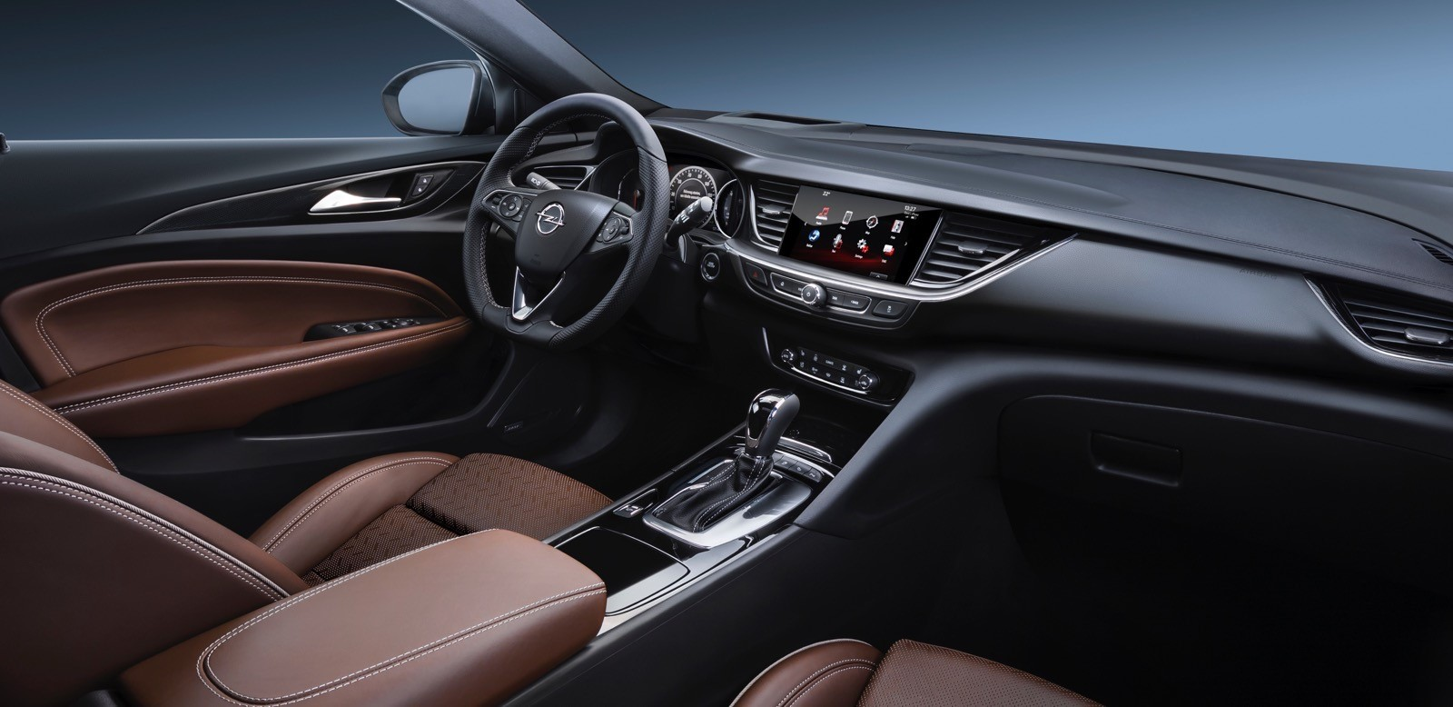 Opel Insignia Sports Tourer 2017 First Test Drive (86)