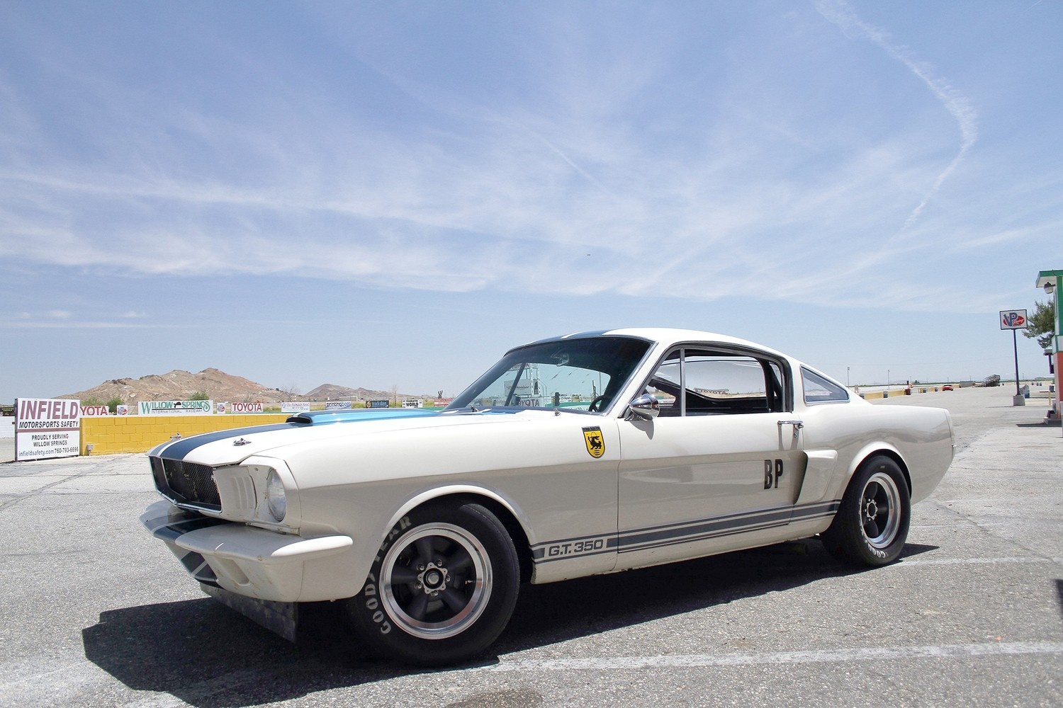 OVC G.T.350R IRS Project Mustang (25)