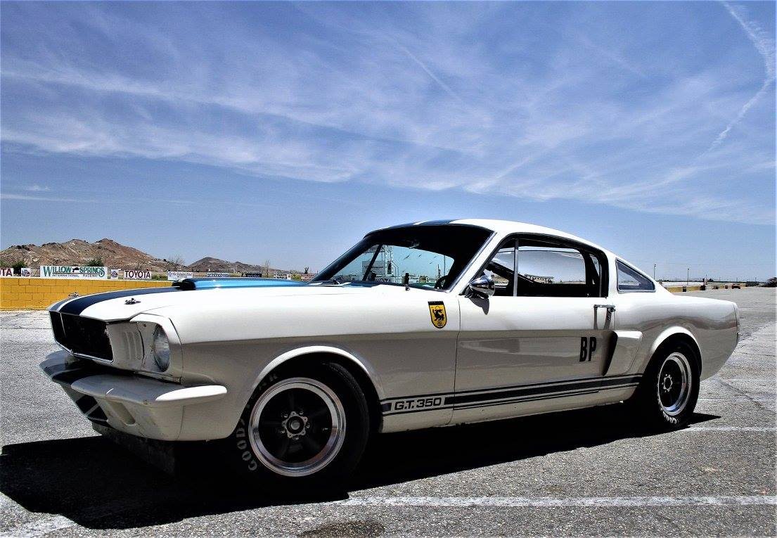 OVC G.T.350R IRS Project Mustang (7)
