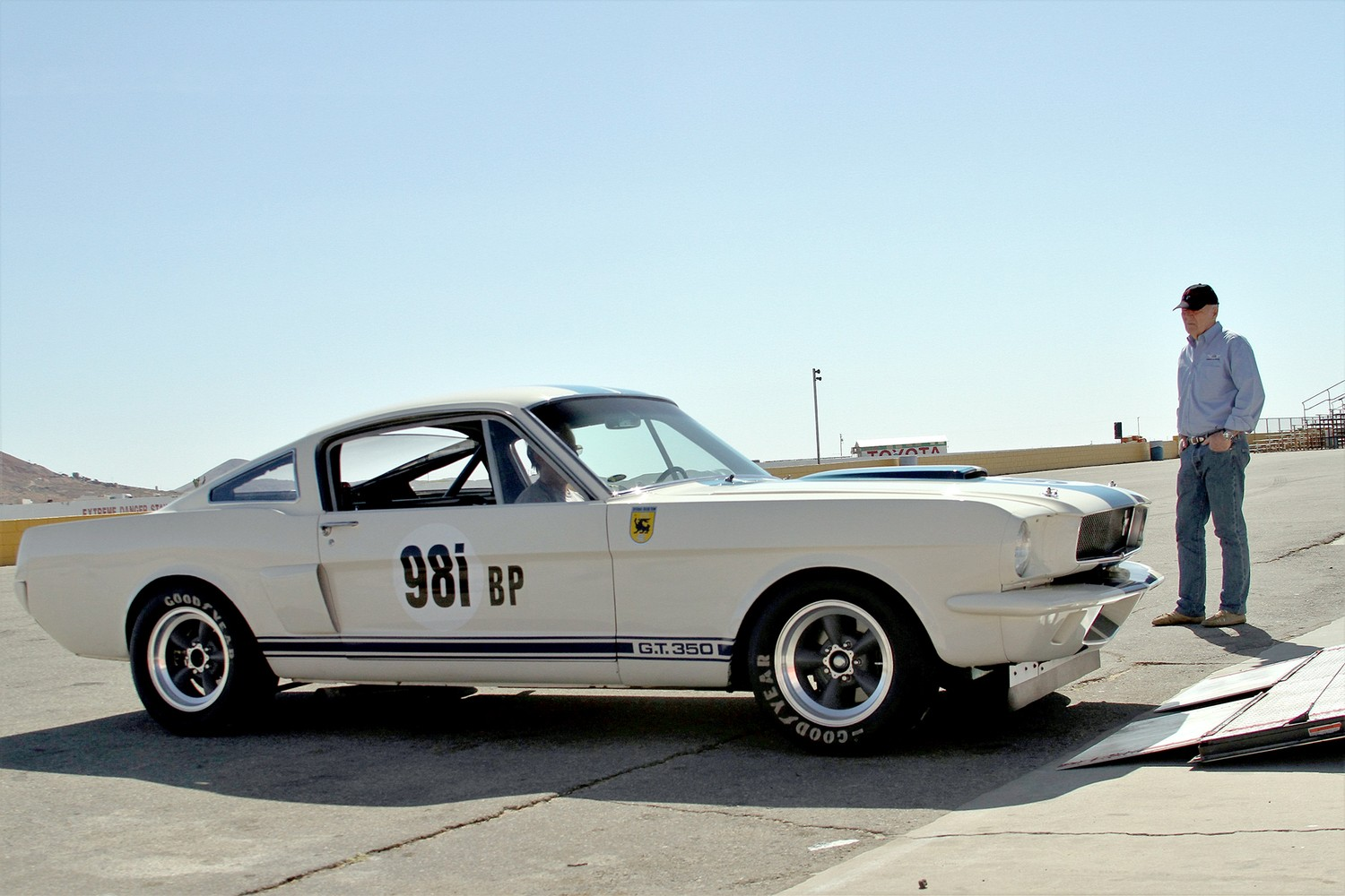 OVC G.T.350R IRS Project Mustang (9)