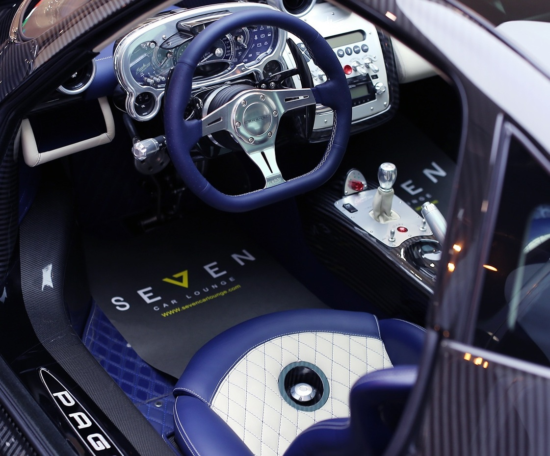 Pagani Zonda Tricolore for sale (5)