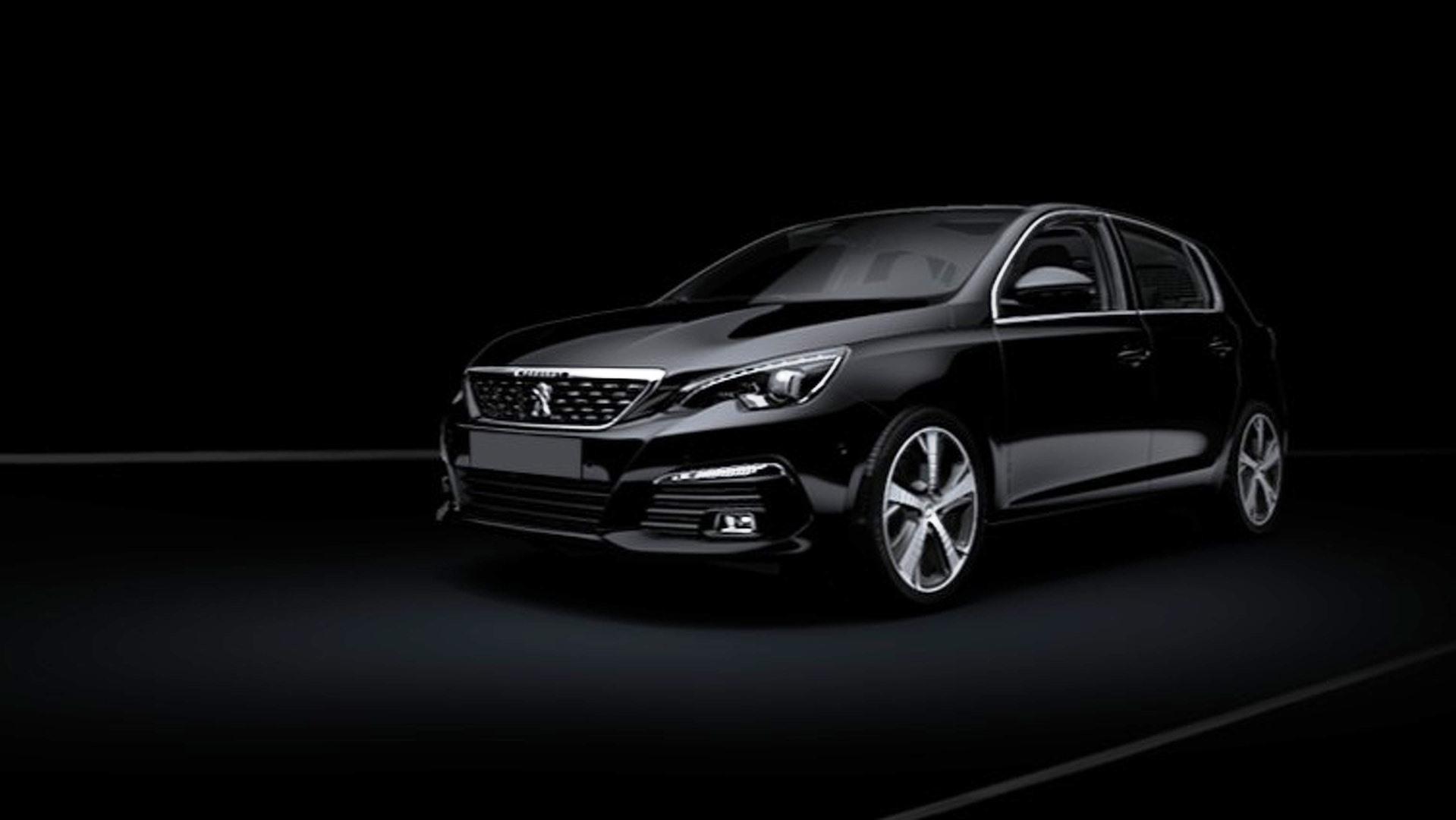 Peugeot 308 Facelift 2018 leaked (2)