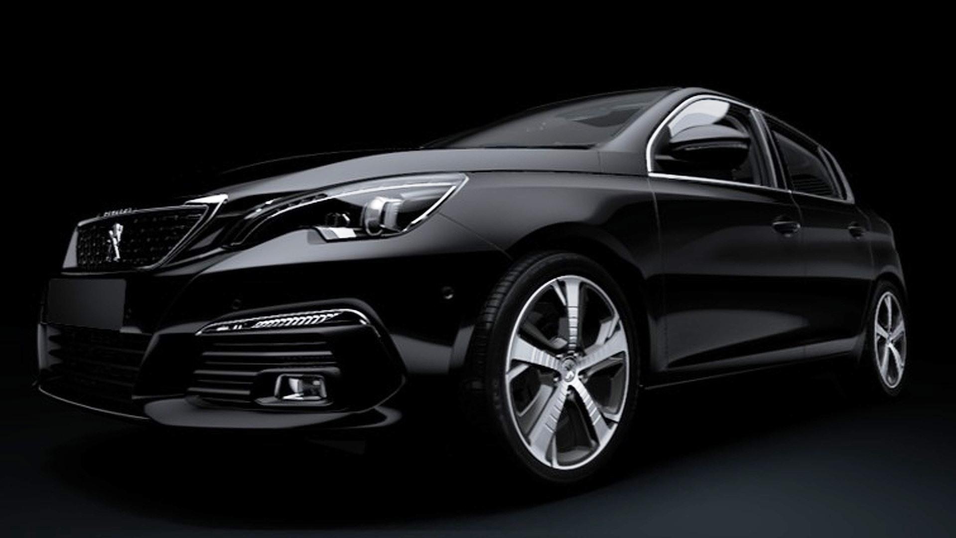 Peugeot 308 Facelift 2018 leaked (3)