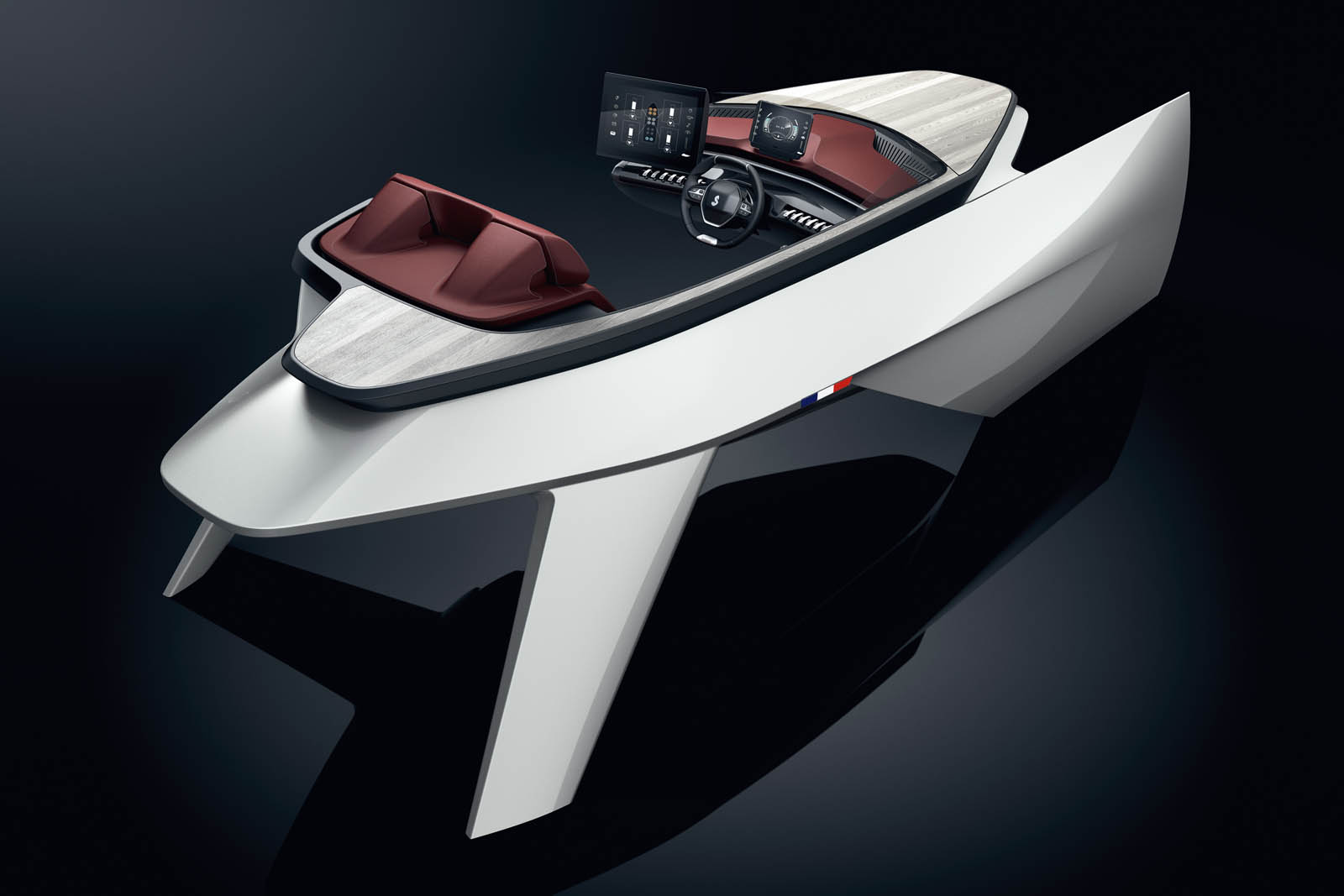 Peugeot Beneteau Sea Drive Concept (1)