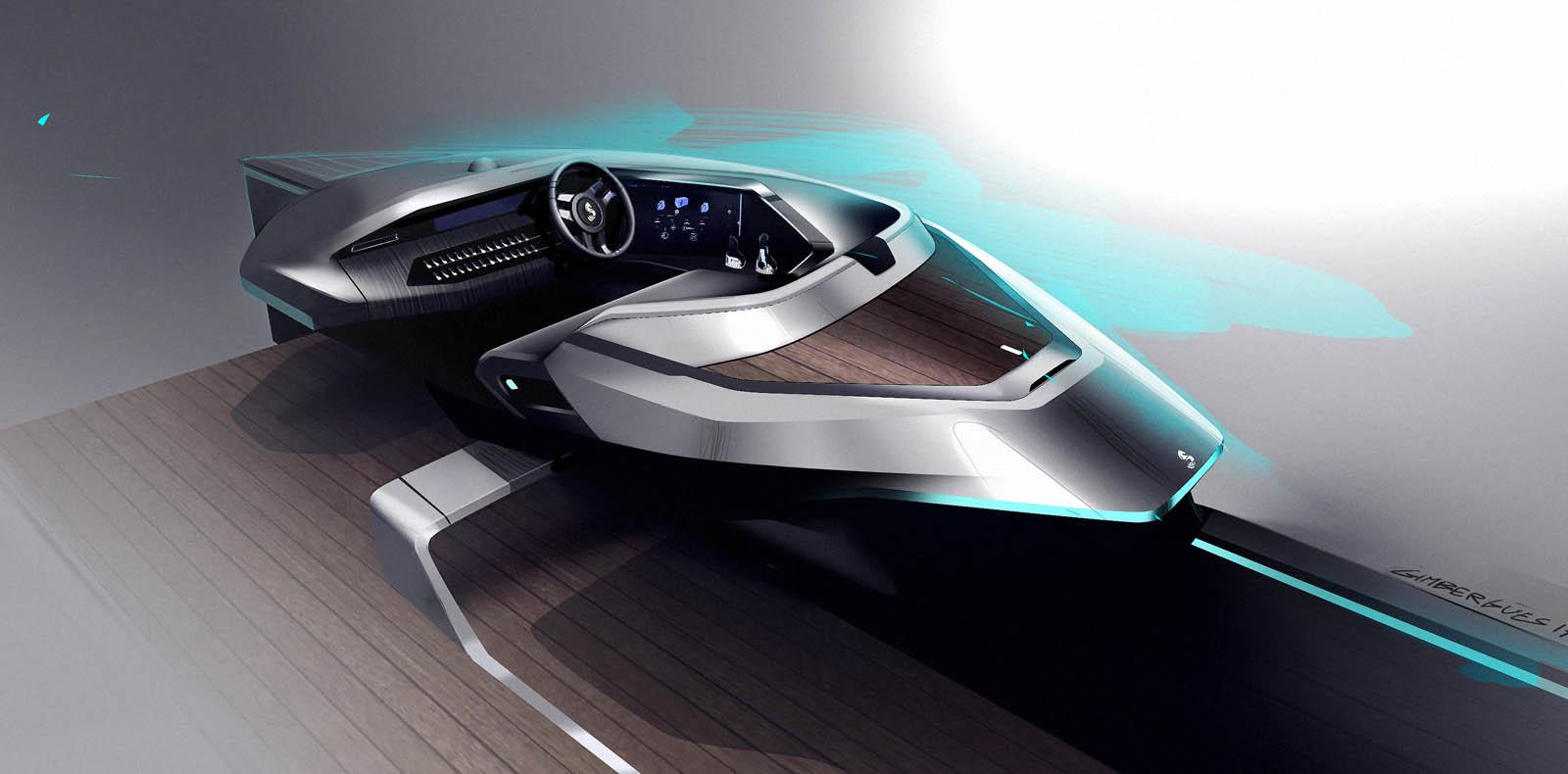 Peugeot Beneteau Sea Drive Concept (13)