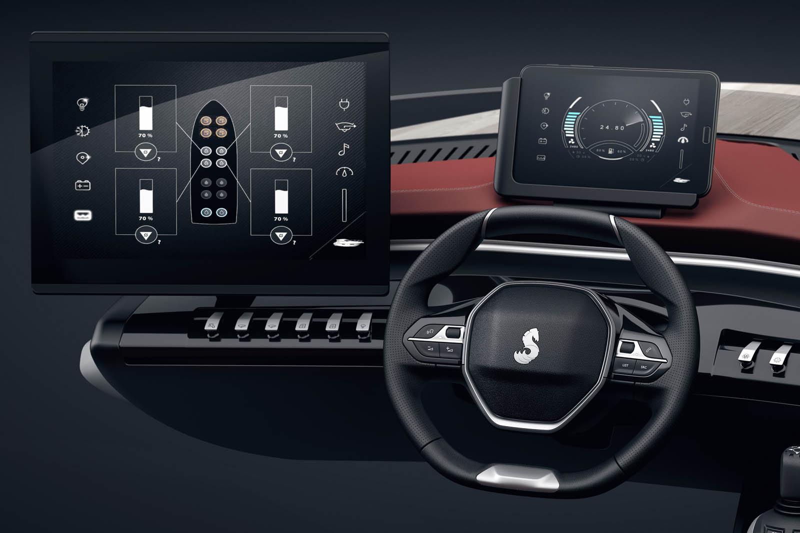 Peugeot Beneteau Sea Drive Concept (6)