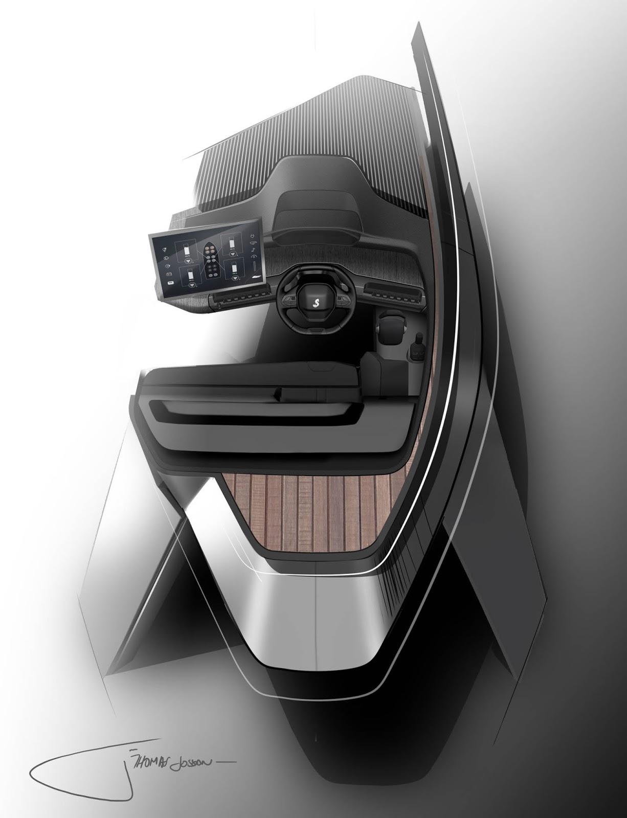 Peugeot Beneteau Sea Drive Concept (8)