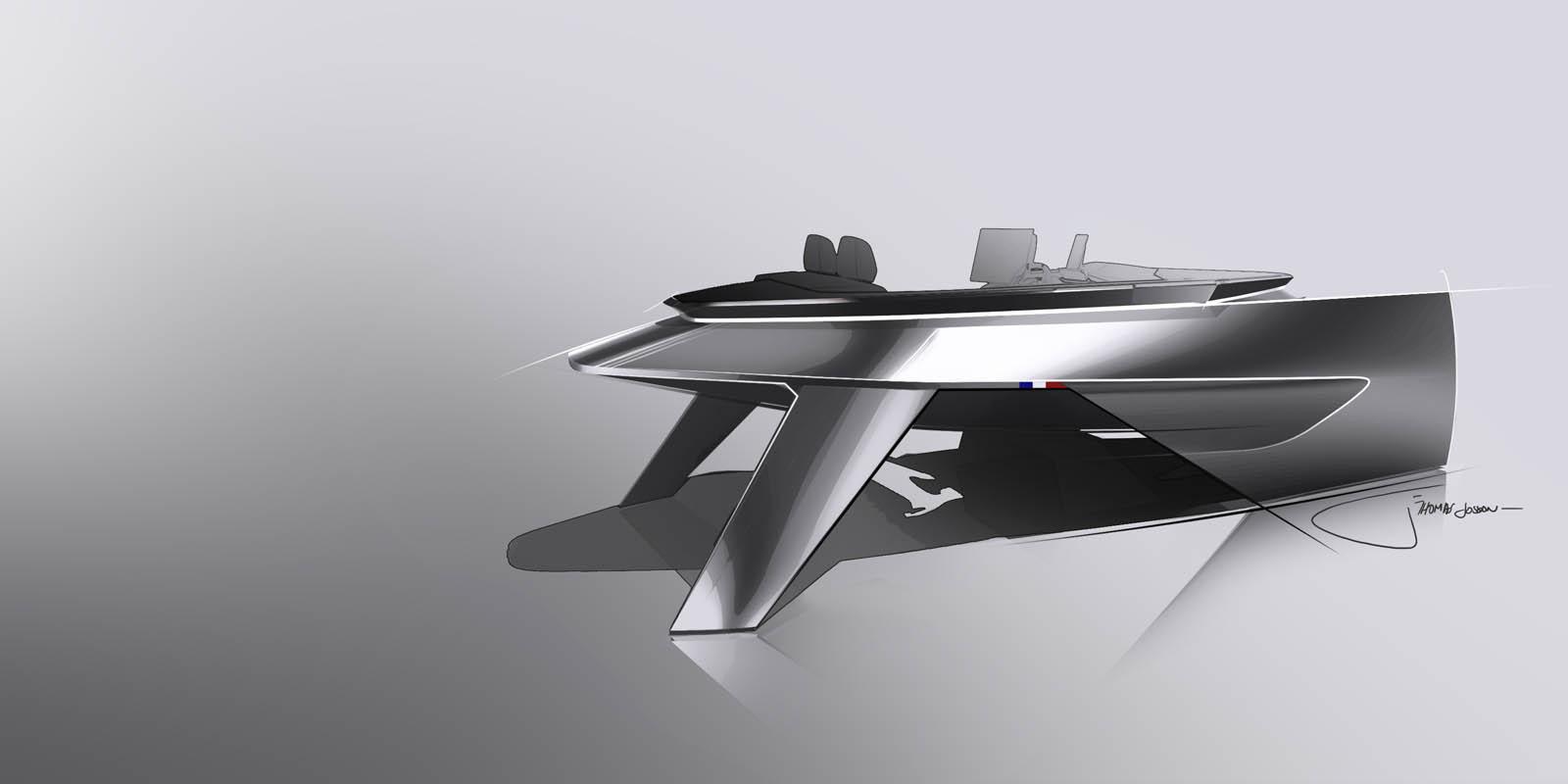 Peugeot Beneteau Sea Drive Concept (9)