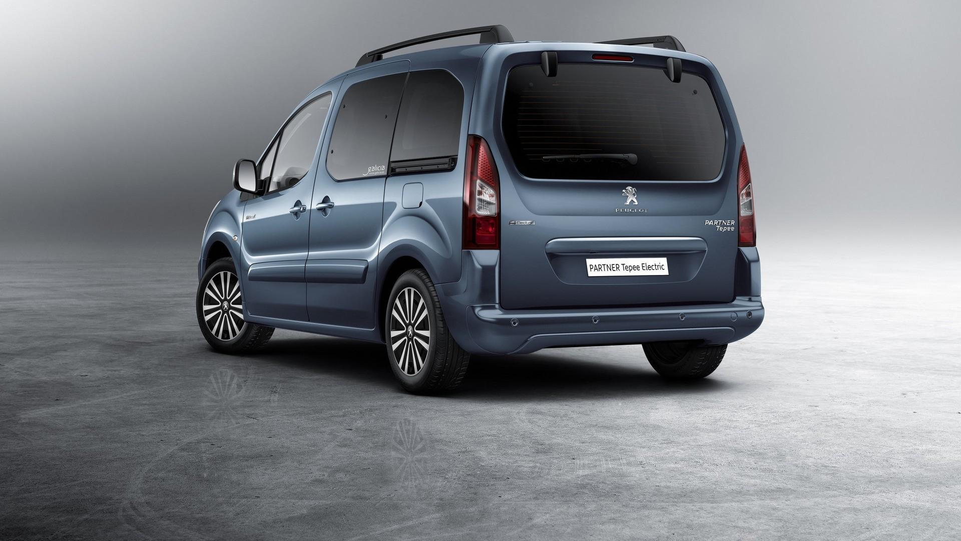 Peugeot Partner Tepee Electric (1)