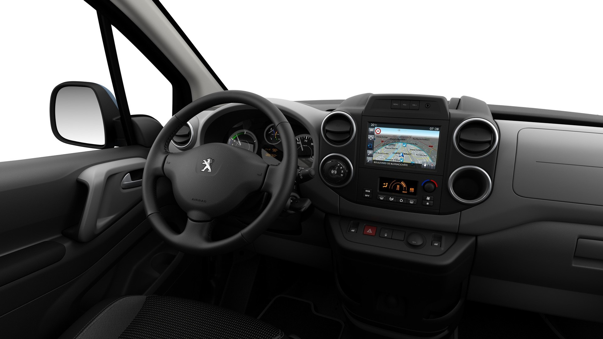 Peugeot Partner Tepee Electric (12)
