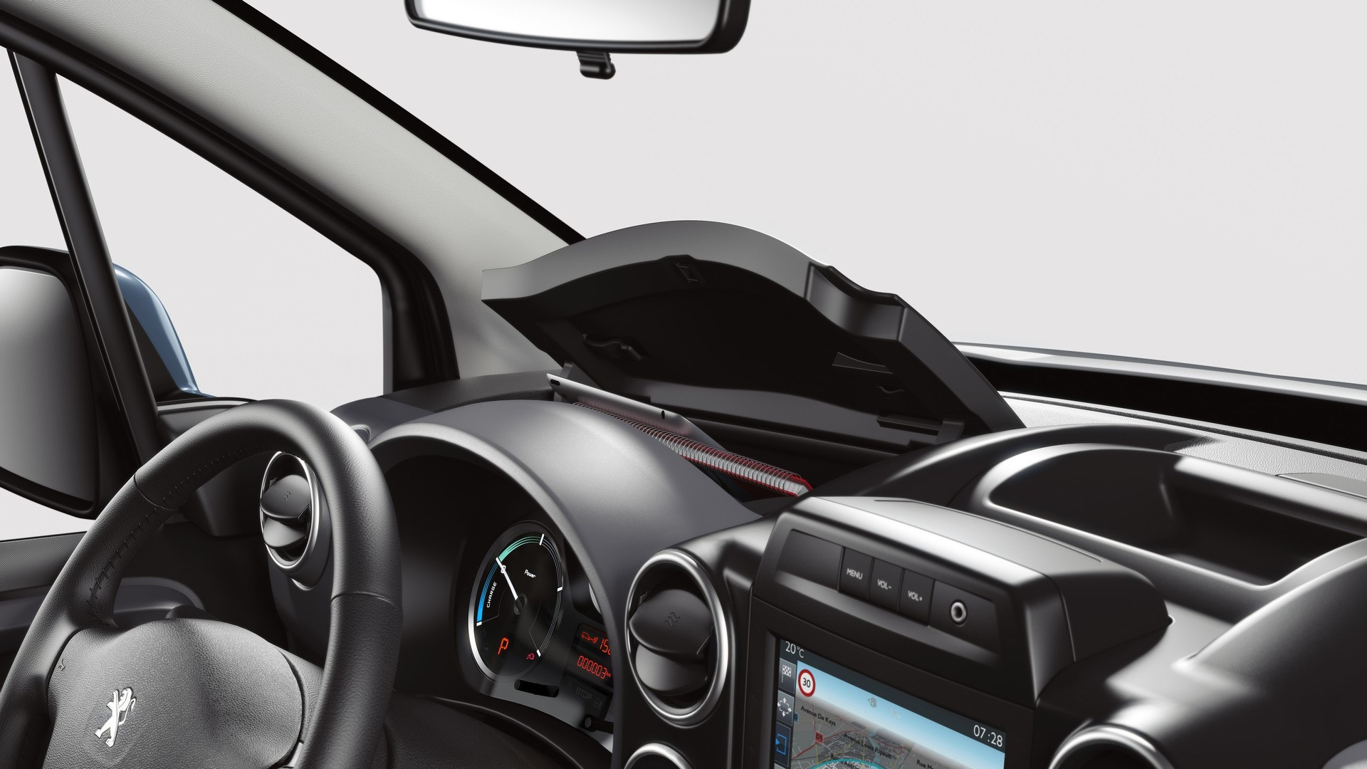 Peugeot Partner Tepee Electric (13)