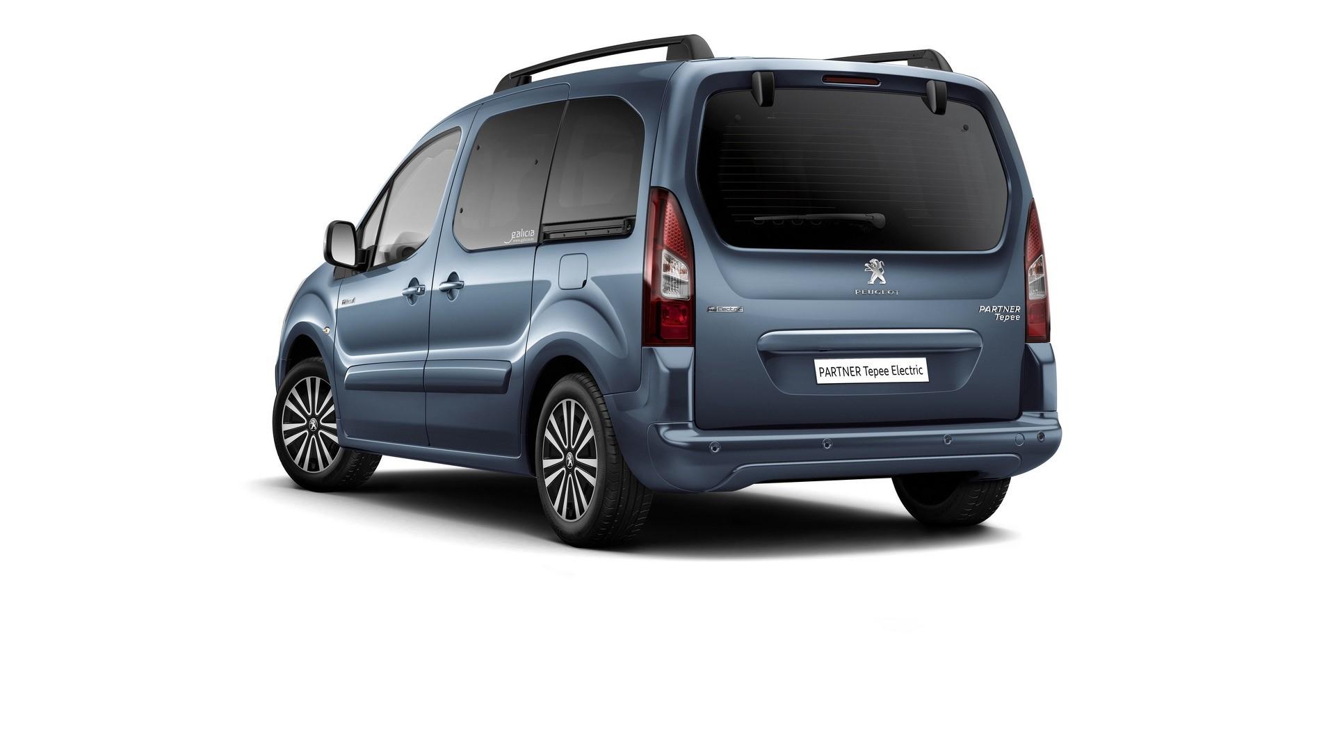 Peugeot Partner Tepee Electric (4)