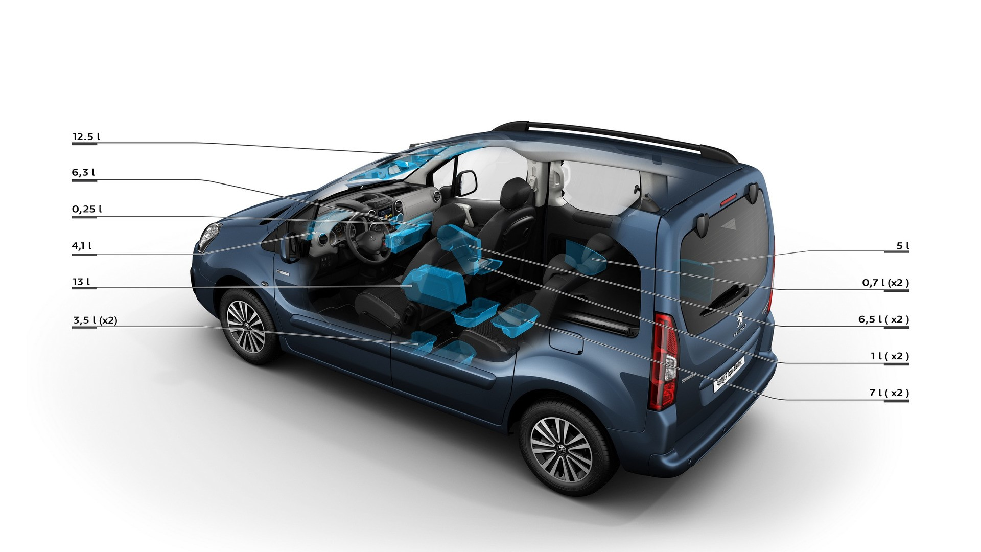 Peugeot Partner Tepee Electric (5)