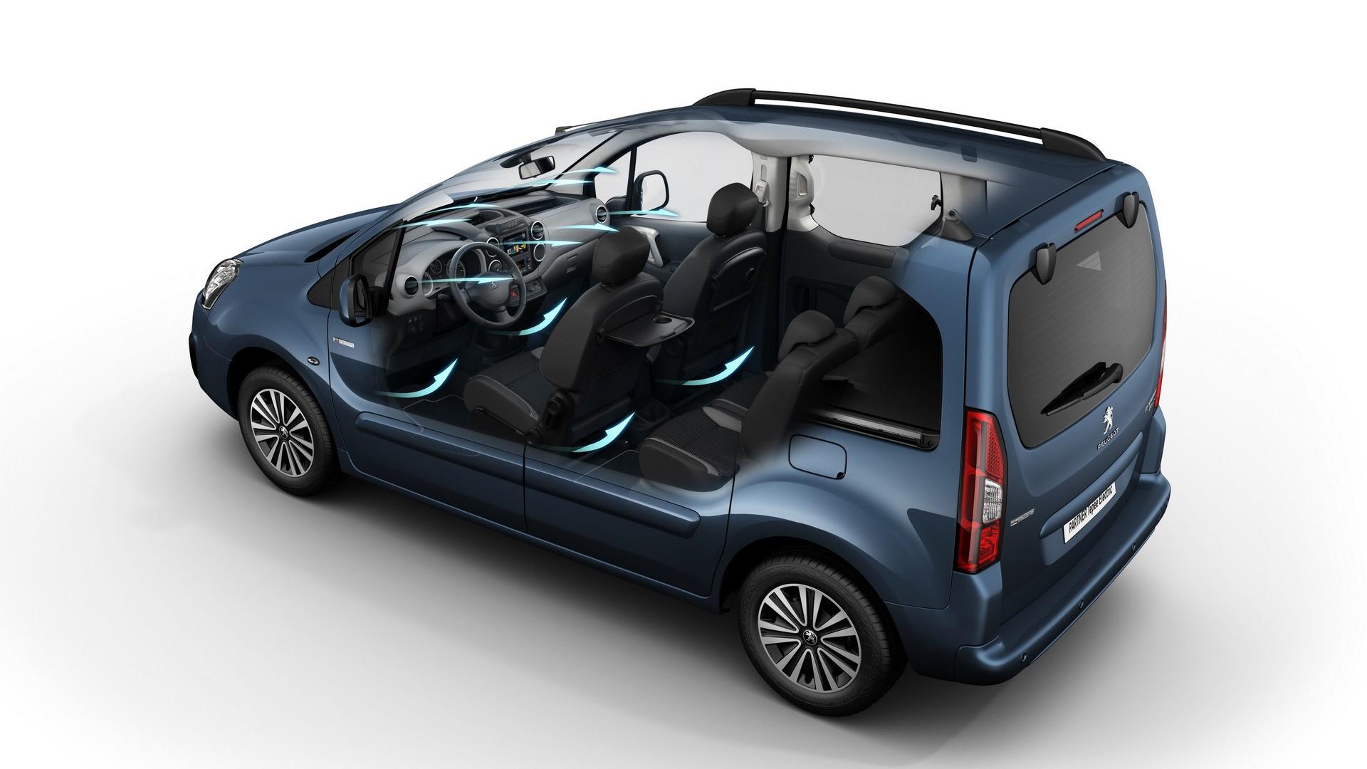 Peugeot Partner Tepee Electric (6)