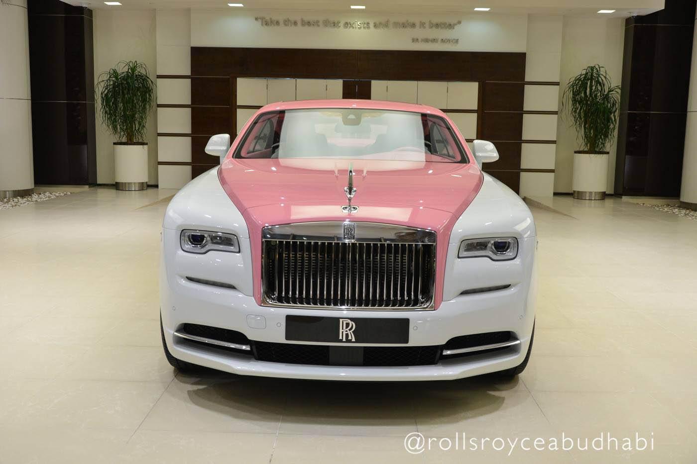 Pink_Rolls-Royce_Wraith_07