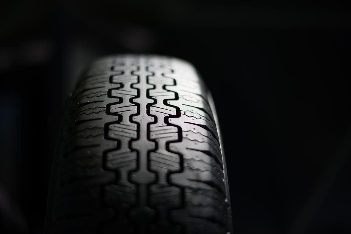 Pirelli Cinturato CA67 detail