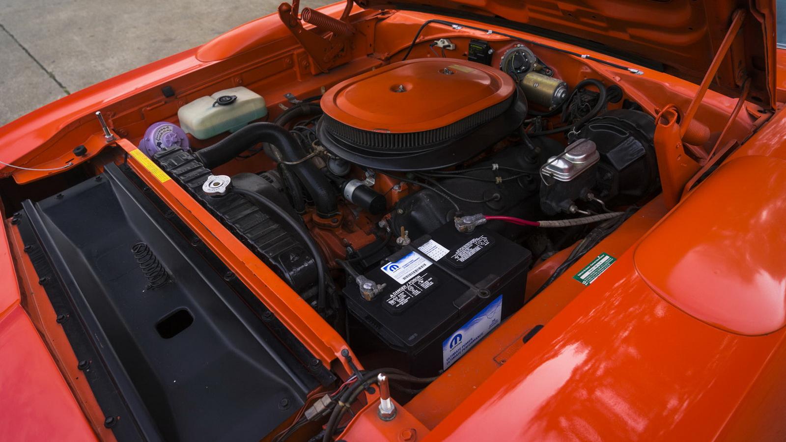 Plymouth Hemi Superbird 1970 in auction (6)