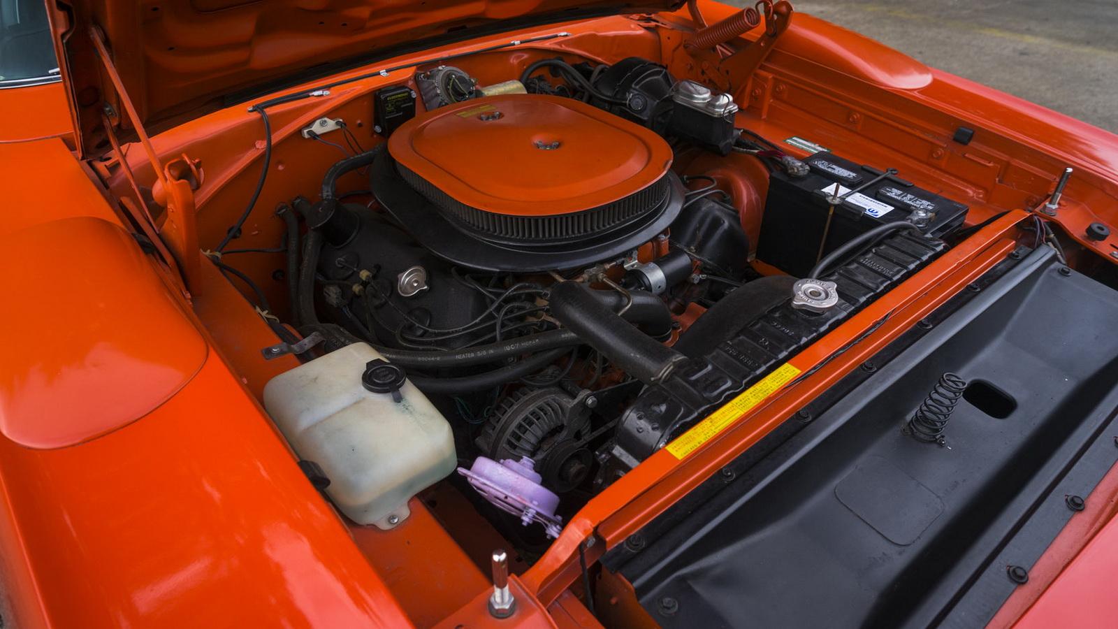 Plymouth Hemi Superbird 1970 in auction (7)