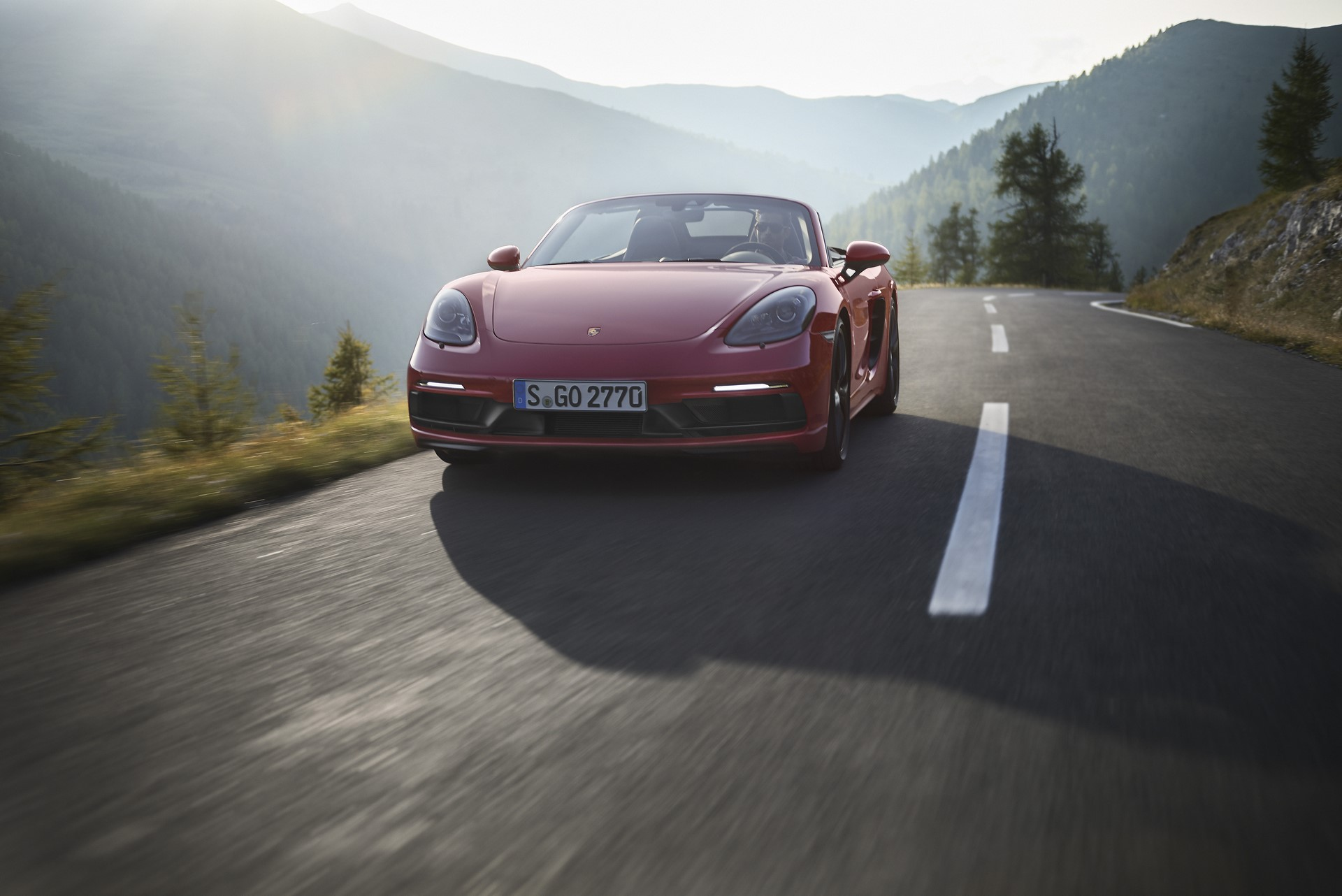 Porsche 718 Boxster GTS and 718 Cayman GTS 2018 (8)