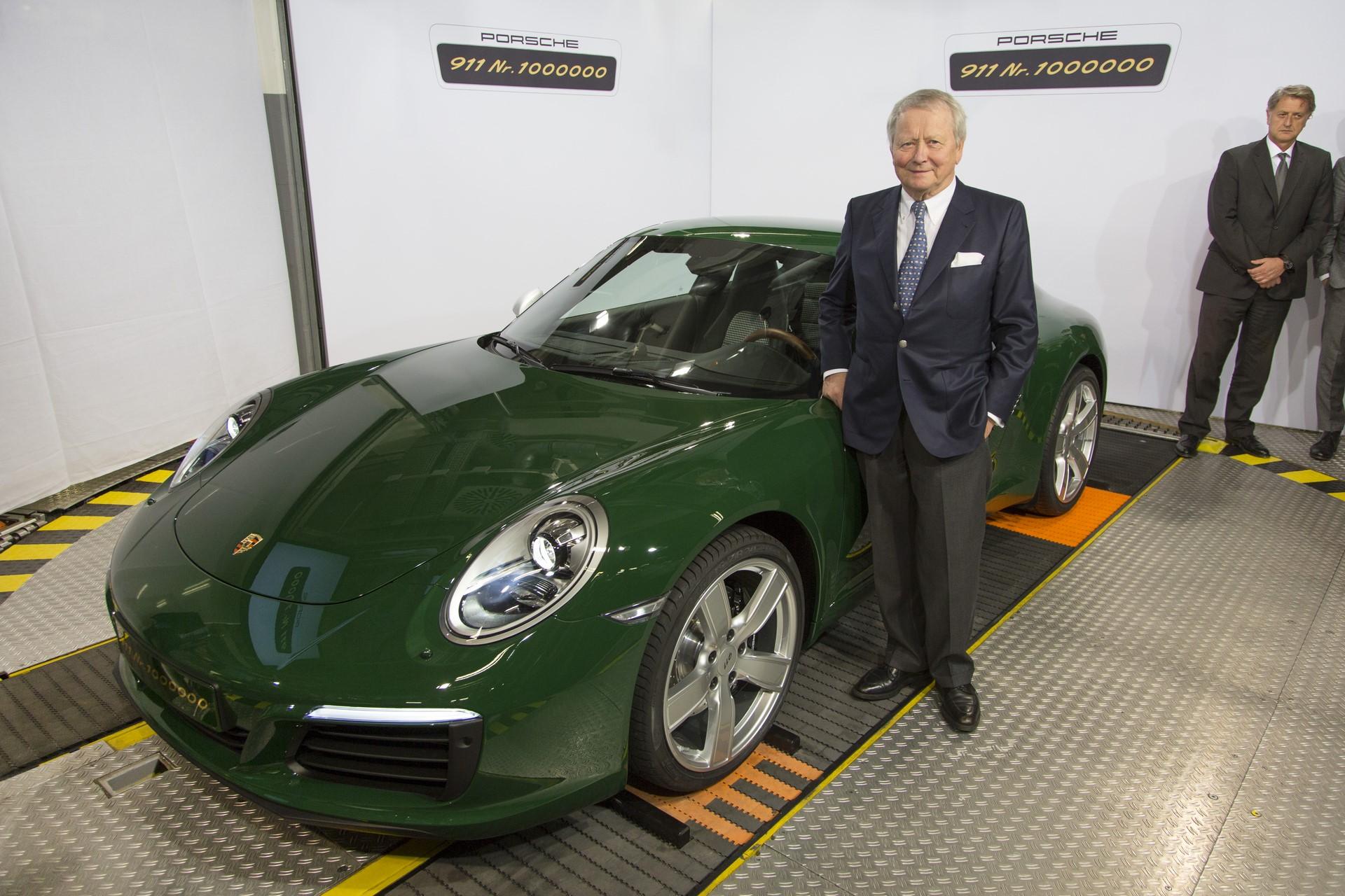 Porsche 911 1 million (2)
