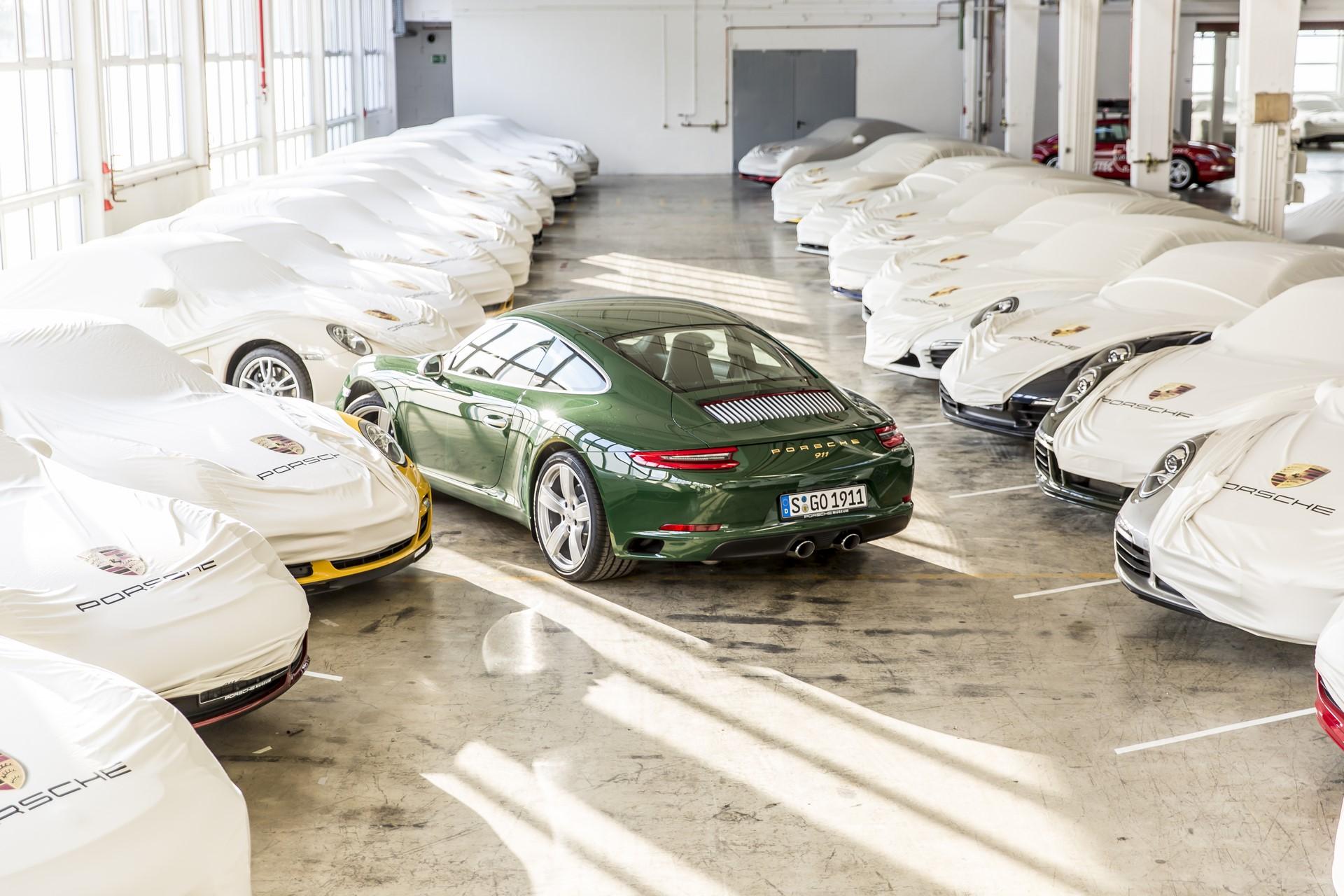 Porsche 911 1 million (5)