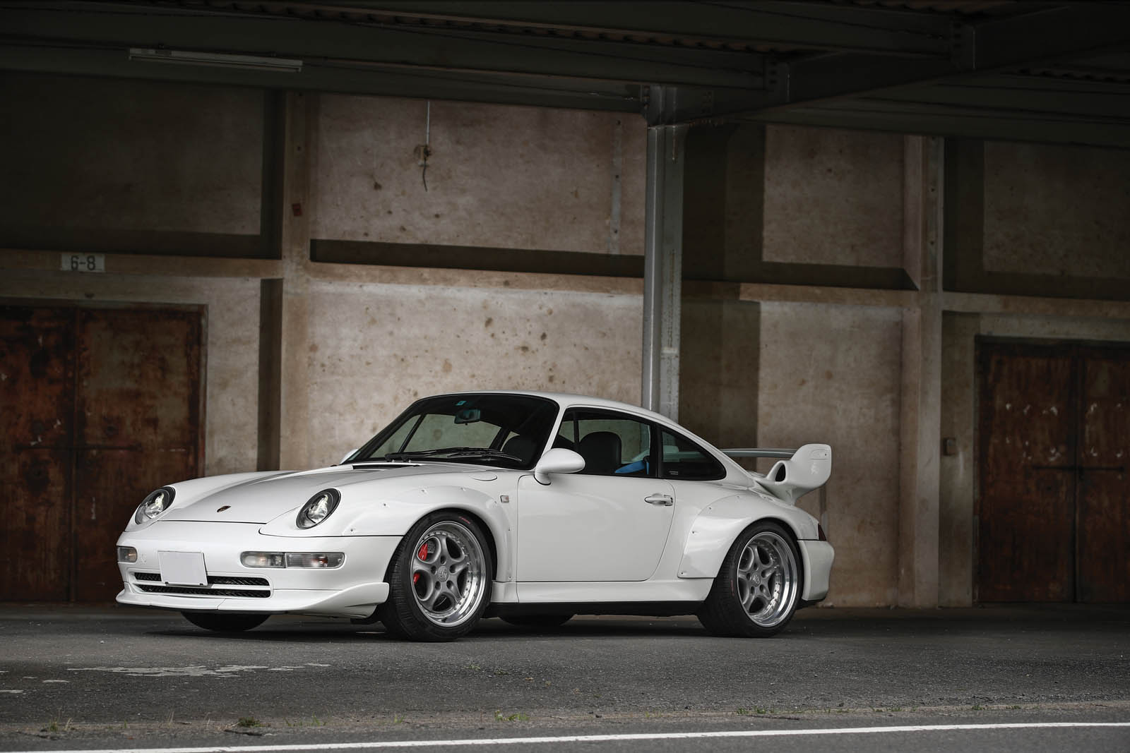 Porsche 911 993 in auctions (19)