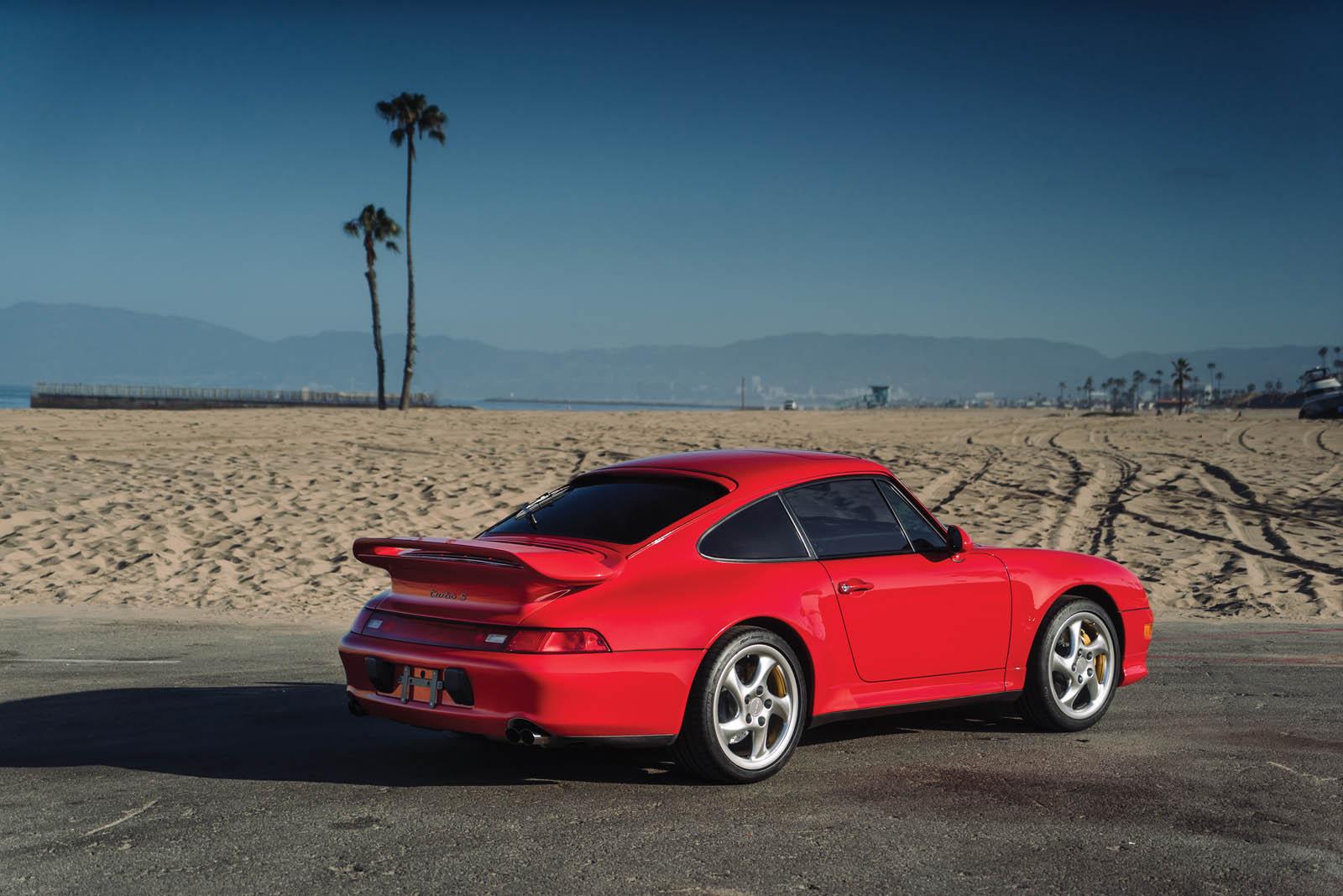 Porsche 911 993 in auctions (2)