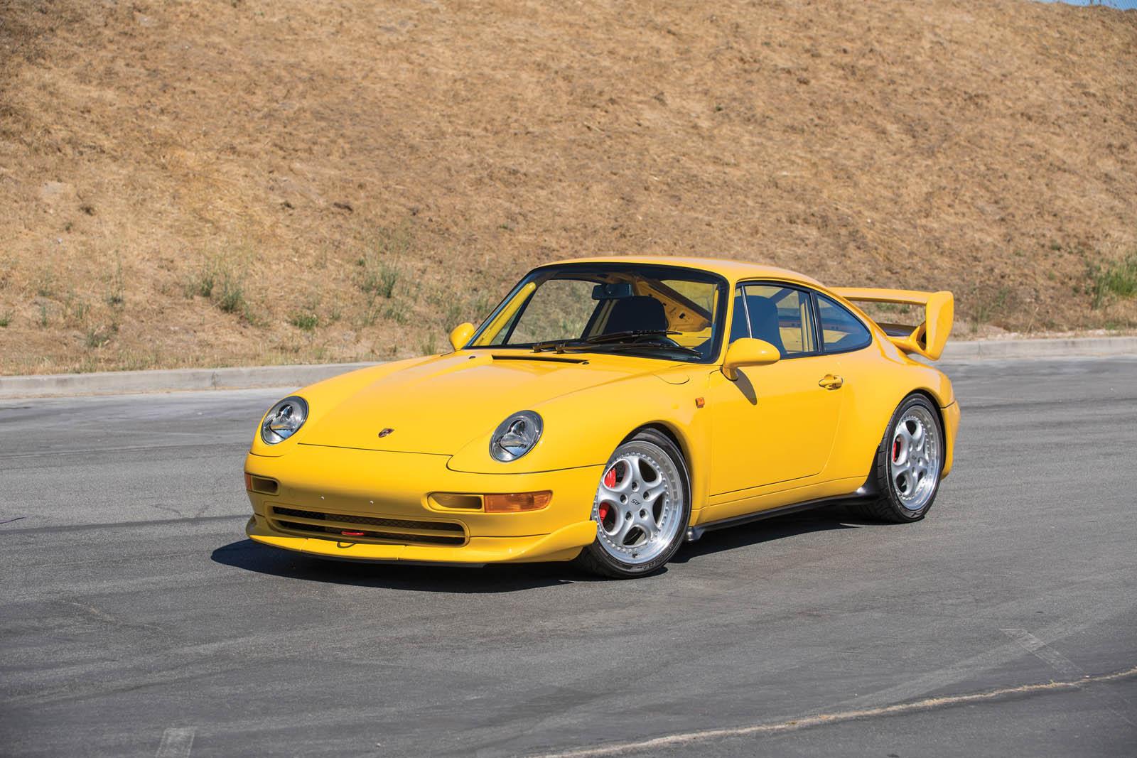 Porsche 911 993 in auctions (7)