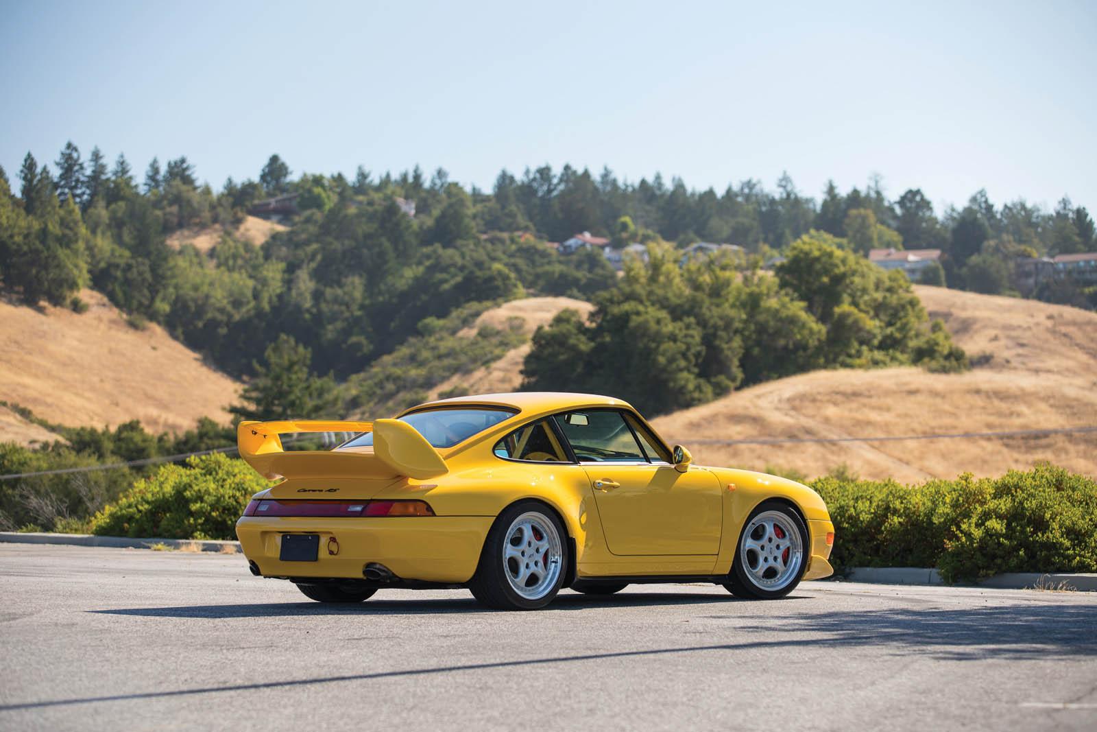 Porsche 911 993 in auctions (8)
