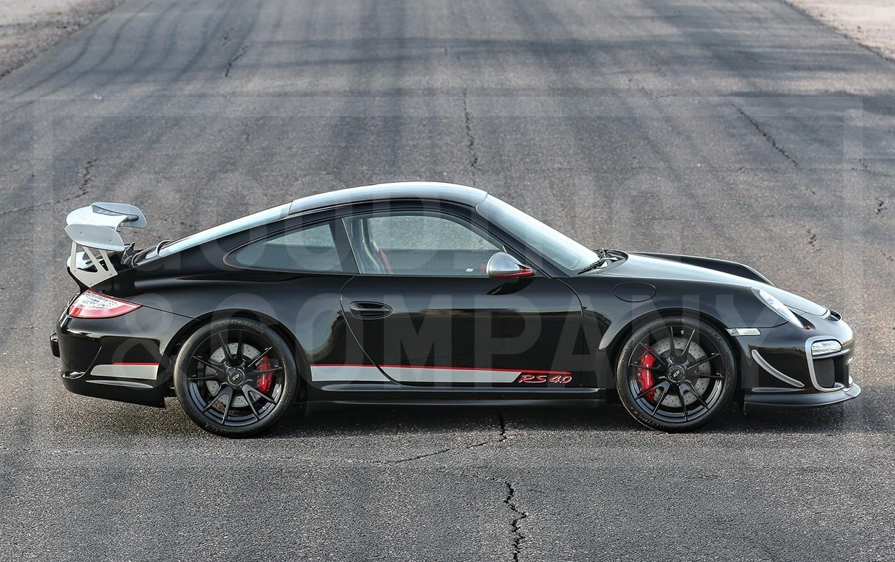 Porsche 911 997 GT3 RS 4.0 auction (11)